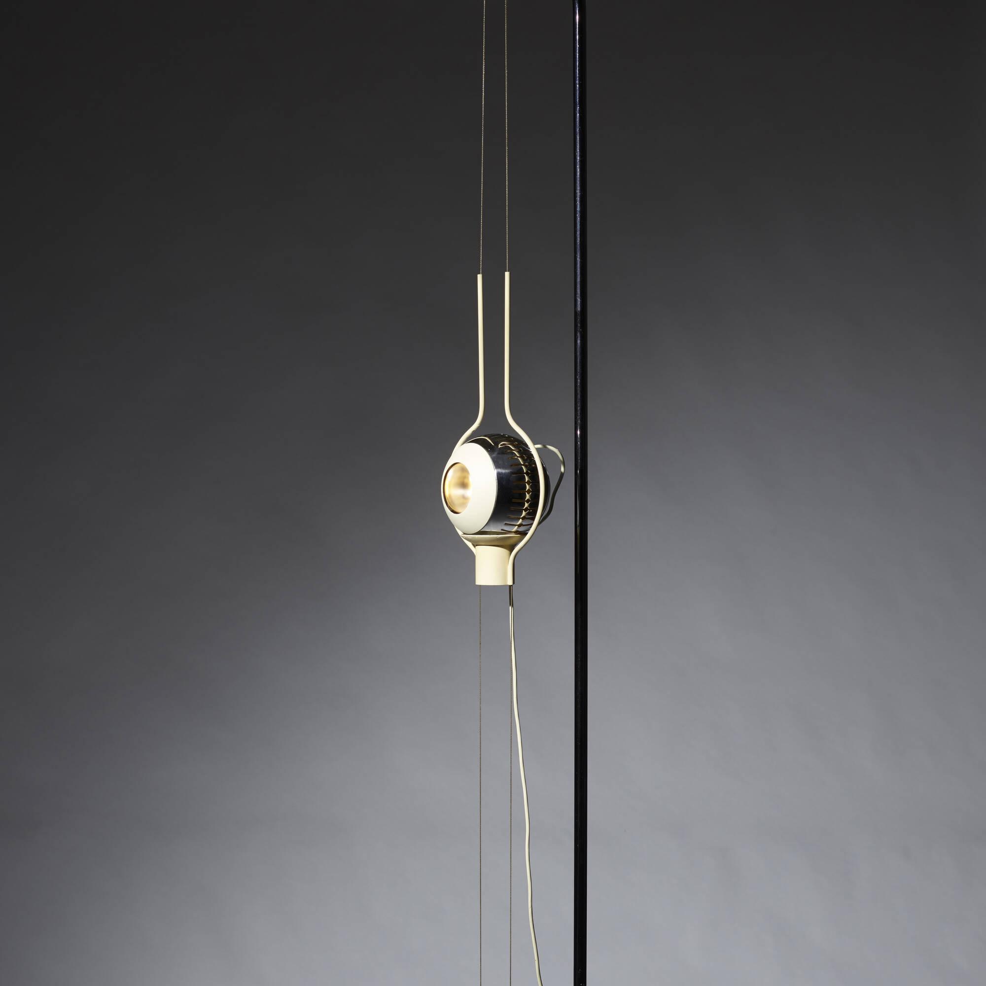 311: Angelo Lelii / Filosphera floor lamp (2 of 4)
