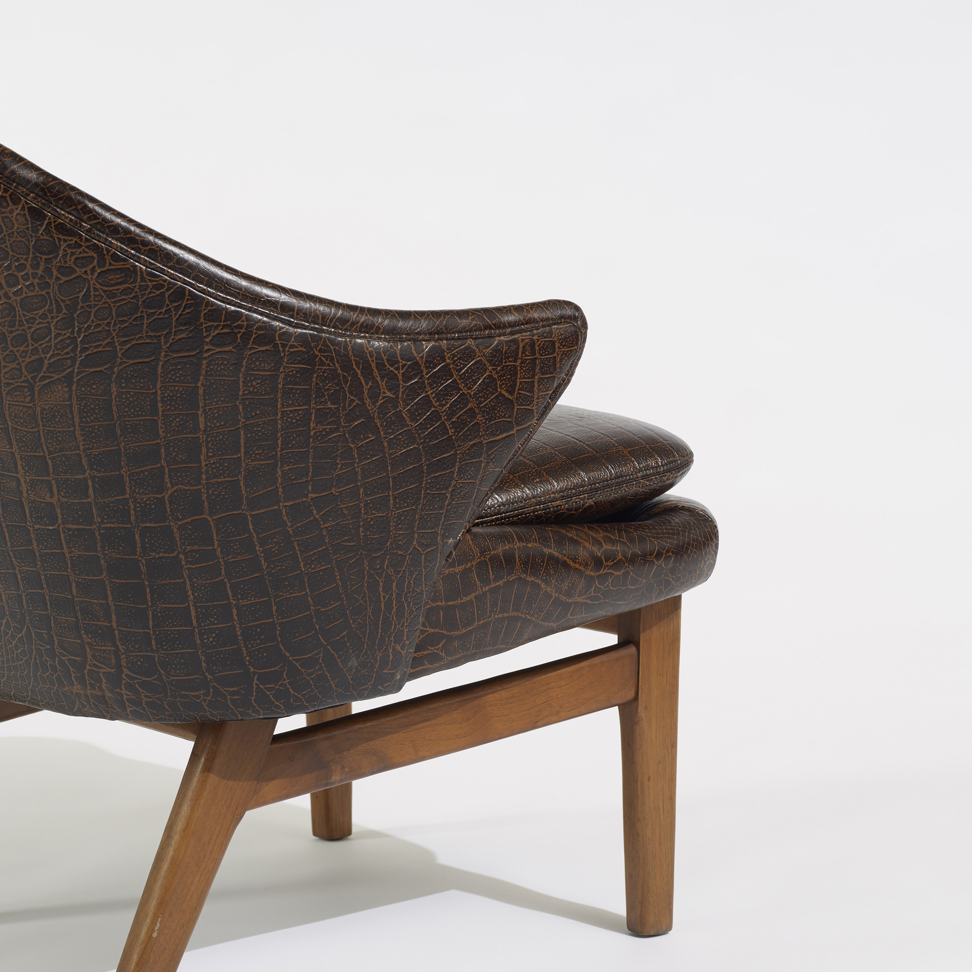 ... 312: Hans Olsen / Lounge Chairs, Pair (3 Of 5)