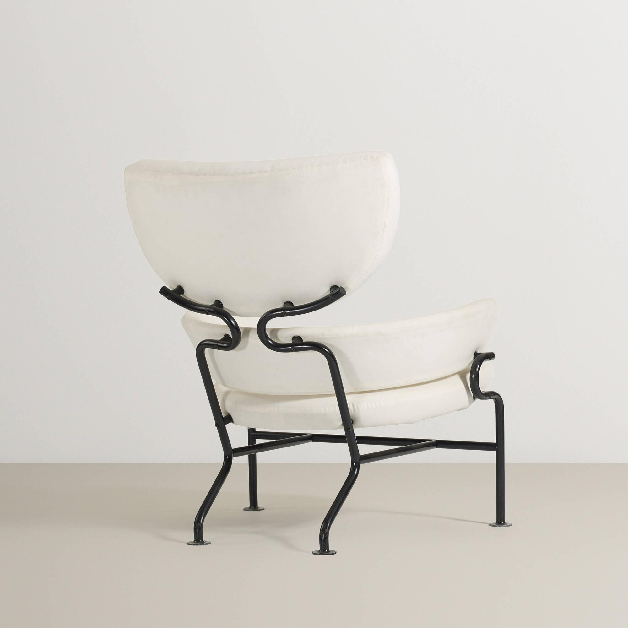 Gentil FRANCO ALBINI, Tre Pezzi Lounge Chair | Wright20.com