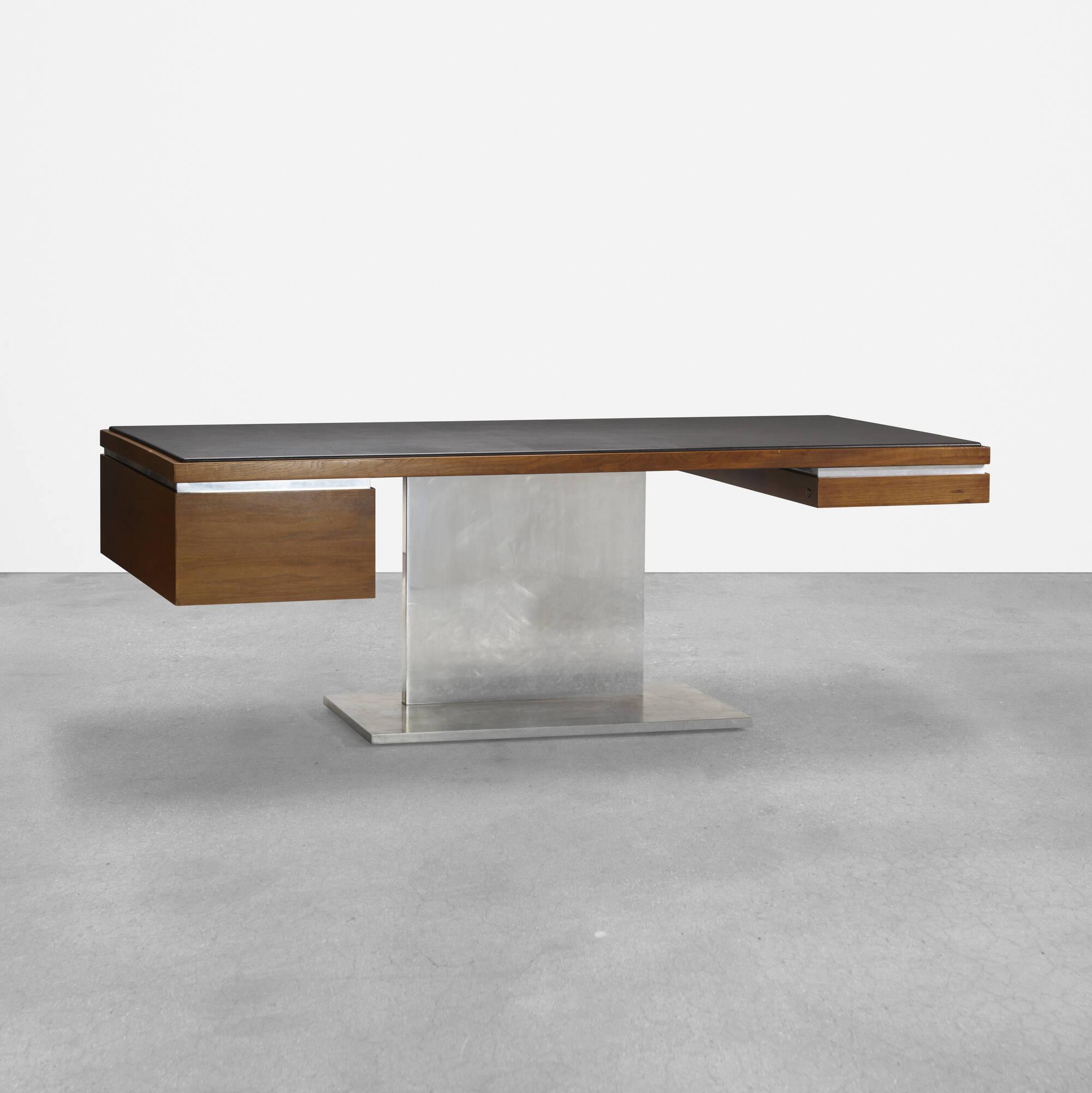 313: Warren Platner / executive desk (1 of 2)
