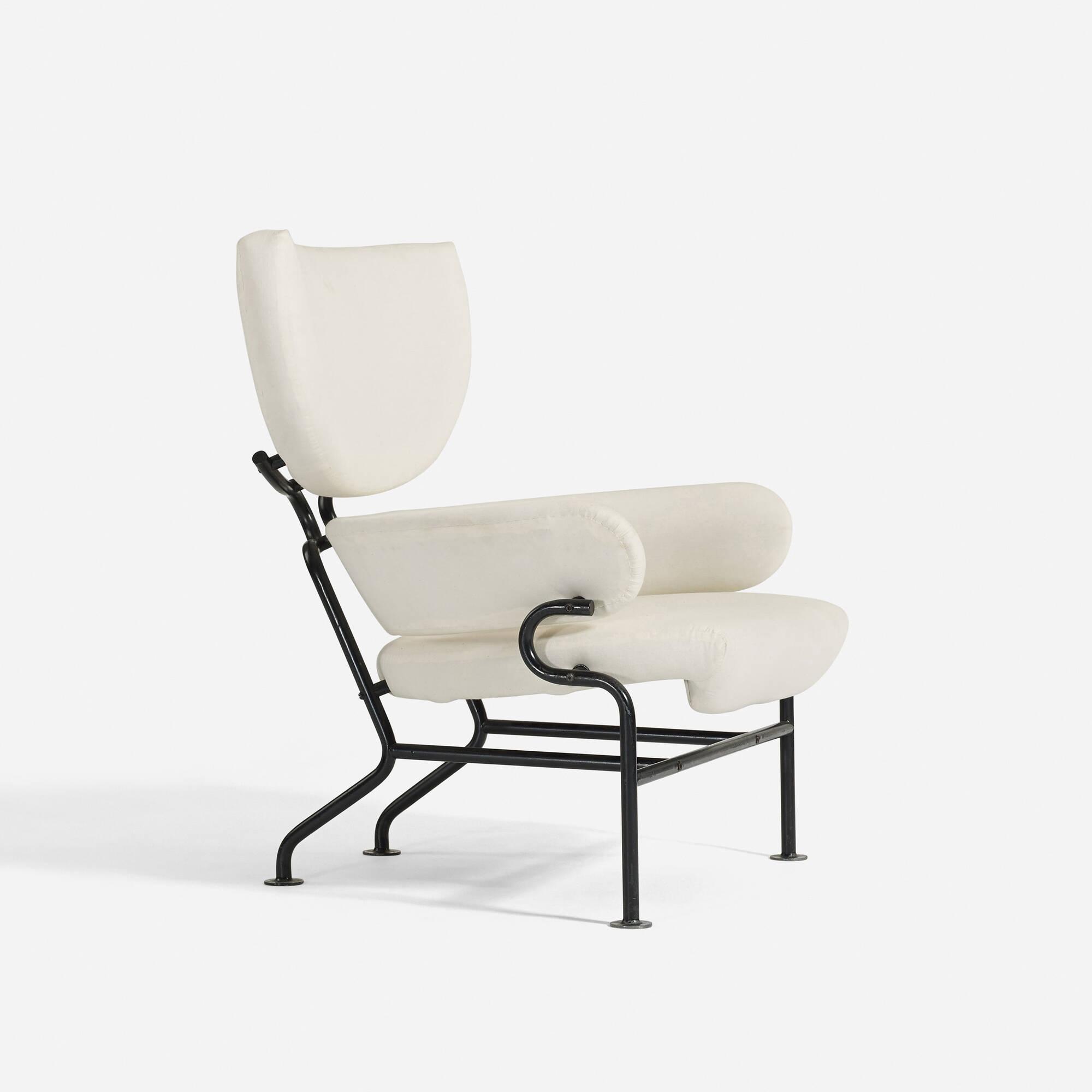 Attrayant ... 313: Franco Albini / Tre Pezzi Lounge Chair (2 Of 3)