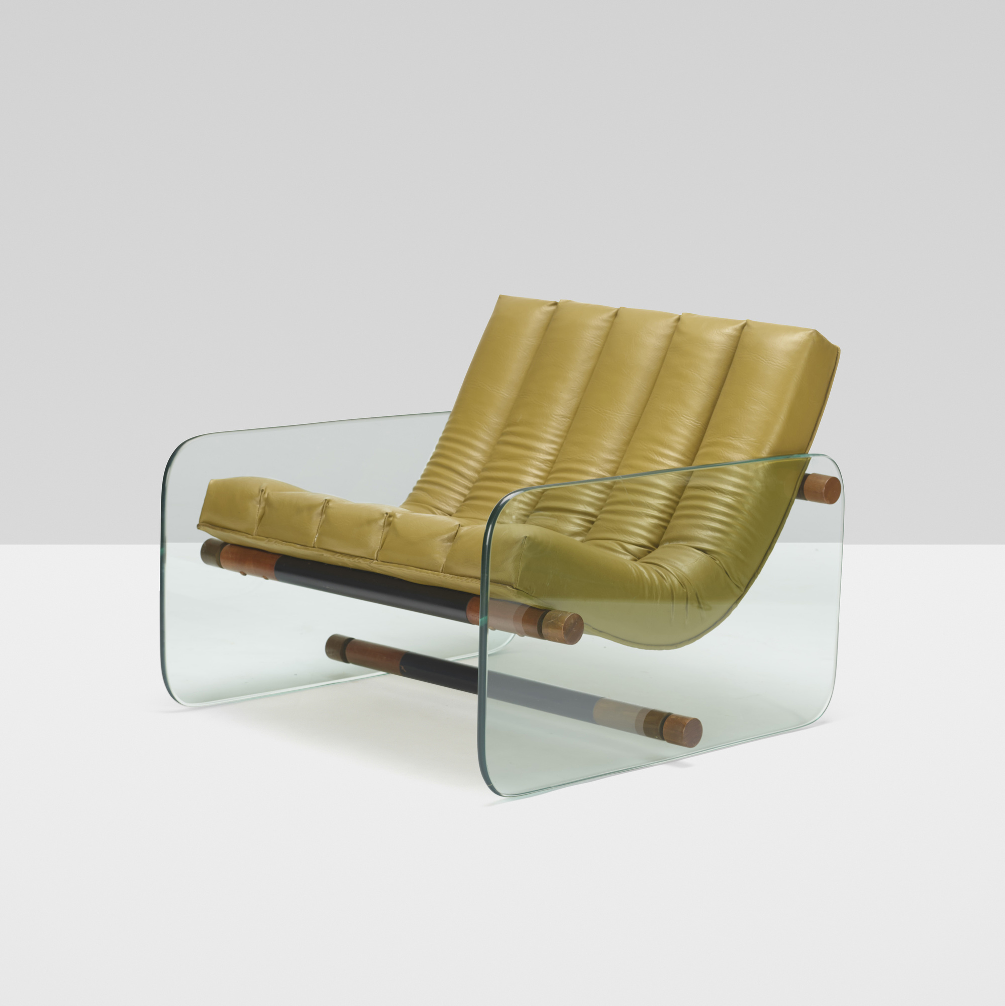 314: Fabio Lenci, attribution / lounge chair (1 of 2)