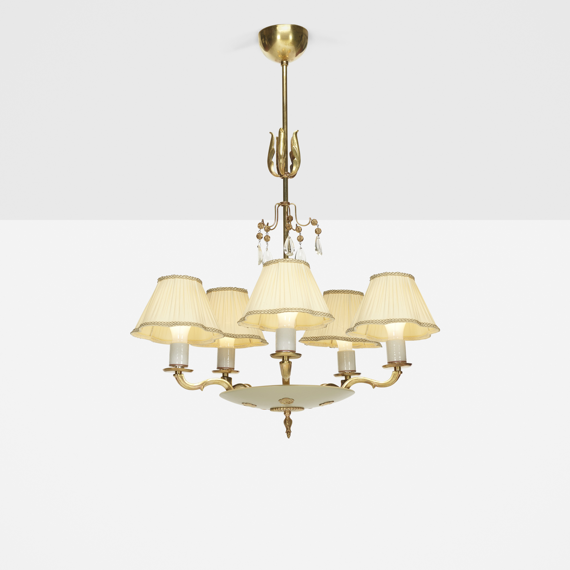 314: Paavo Tynell / chandelier, model 1374 (1 of 2)