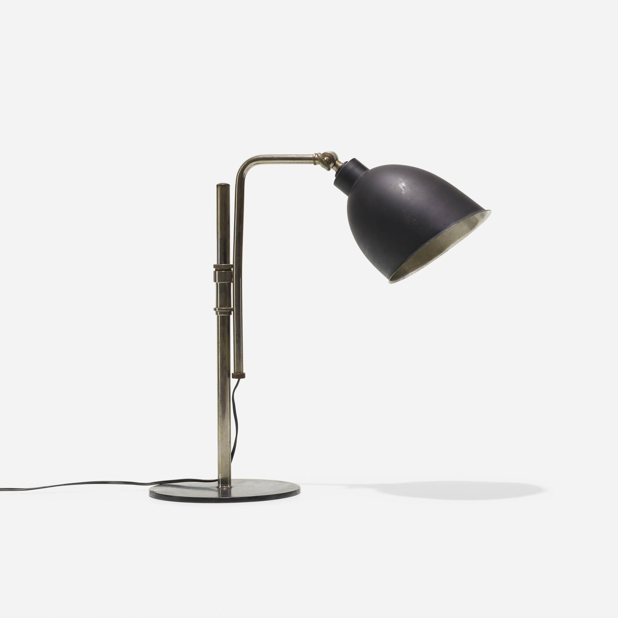 314: Christian Dell / Rondella table lamp (1 of 2)