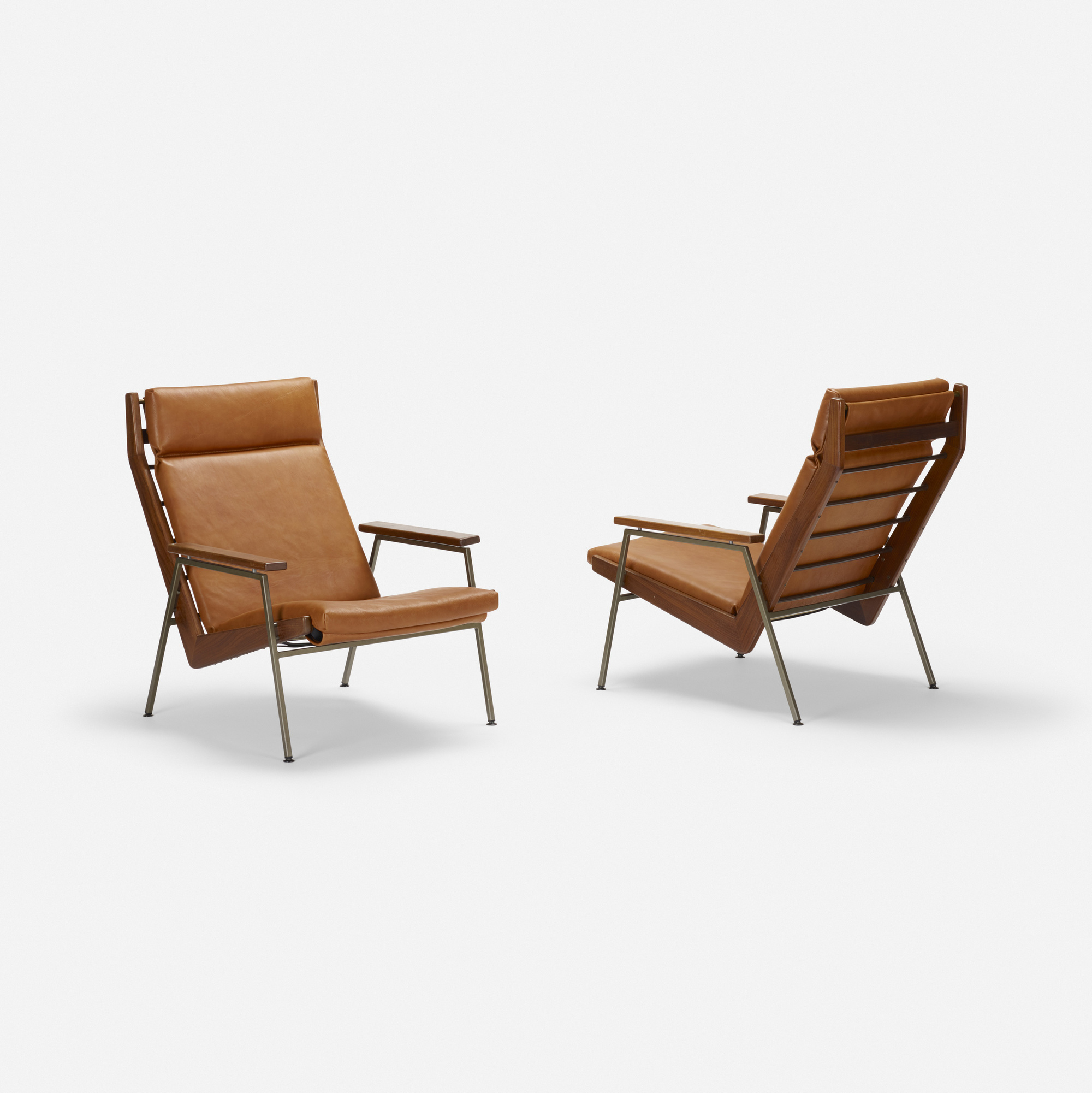 Stupendous 315 Rob Parry Lotus Lounge Chairs Pair Art Design 19 Pdpeps Interior Chair Design Pdpepsorg