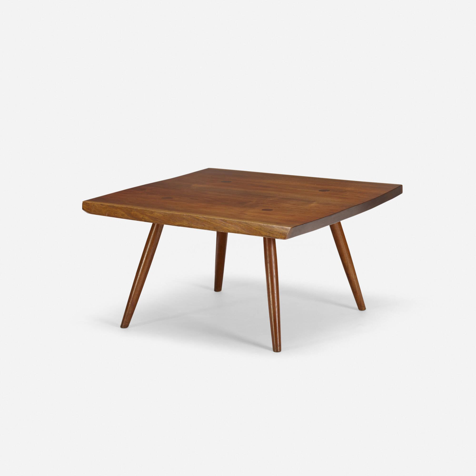 315 george nakashima coffee table art design 12 october