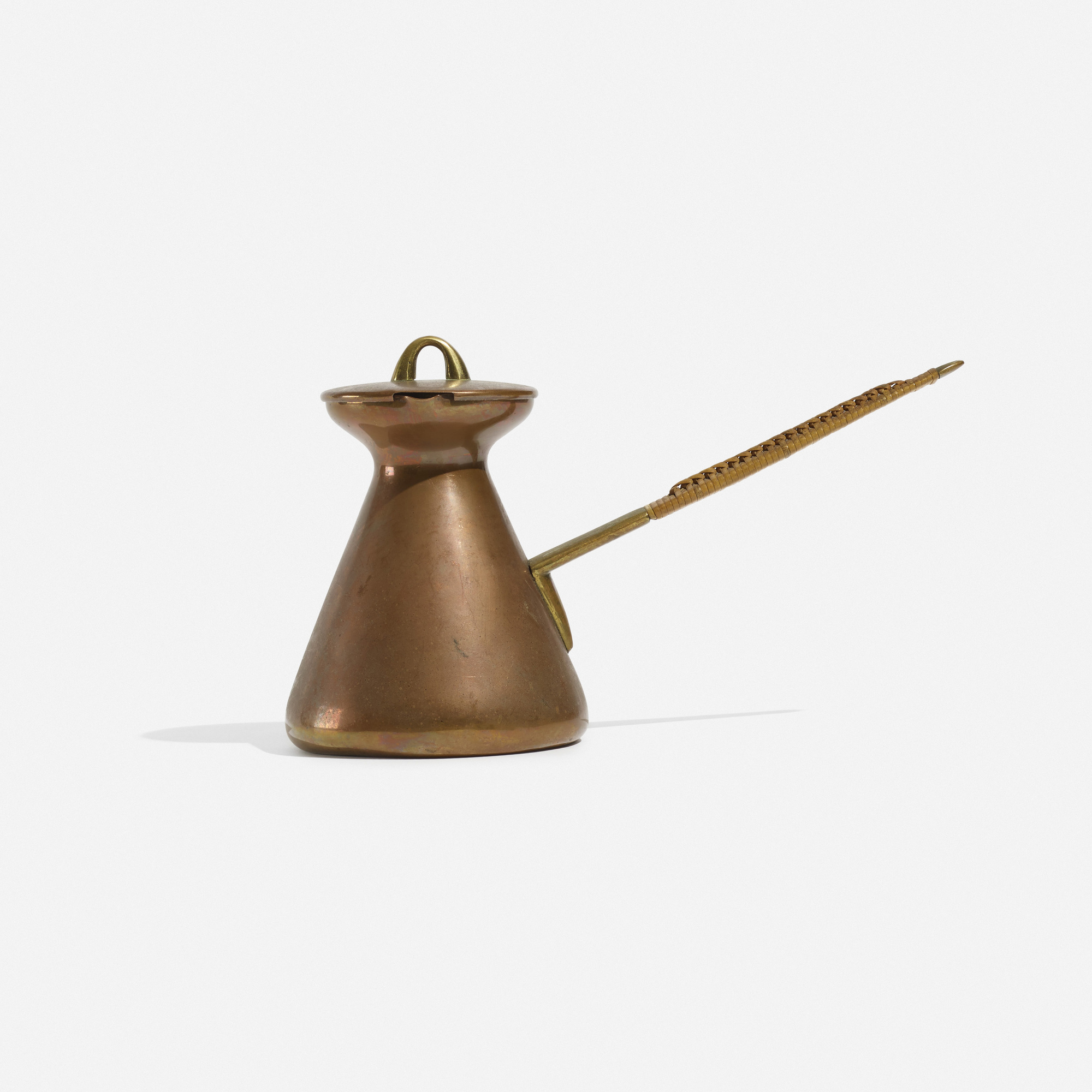 315: Carl Auböck II / hot chocolate pot (1 of 2)
