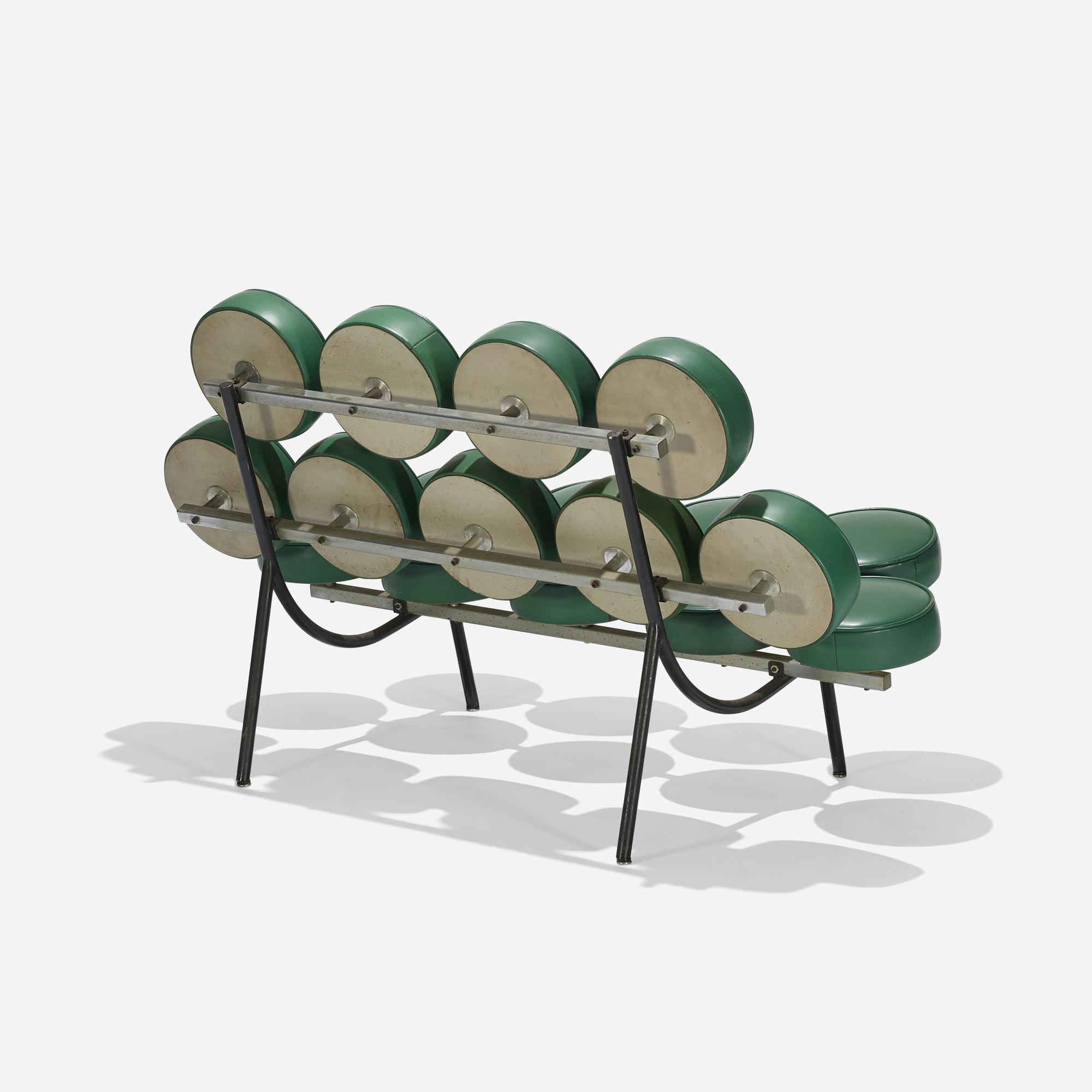 315 George Nelson & Associates Marshmallow sofa American