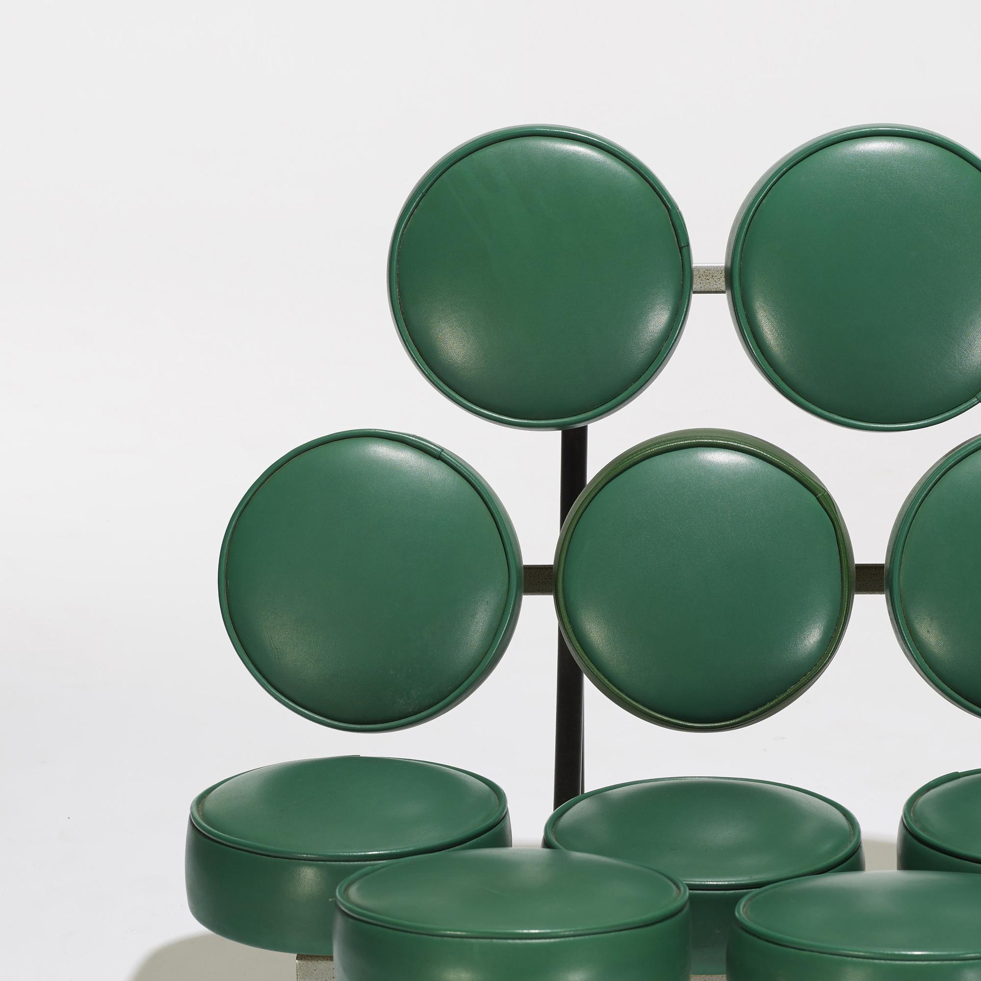 ... 315: George Nelson & Associates / Marshmallow sofa (3 of ...