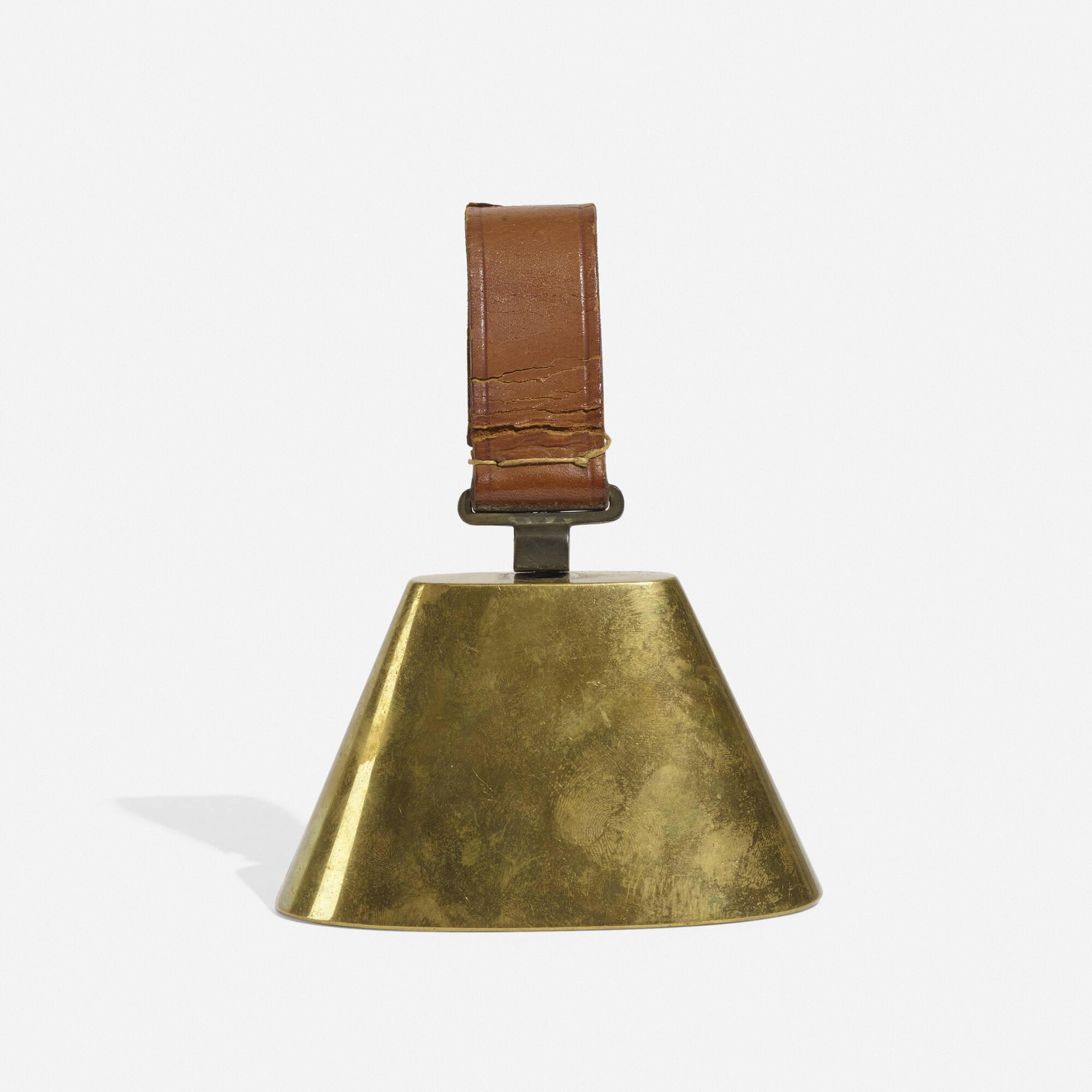 316: Carl Auböck II / dinner bell, model 3603 (1 of 2)