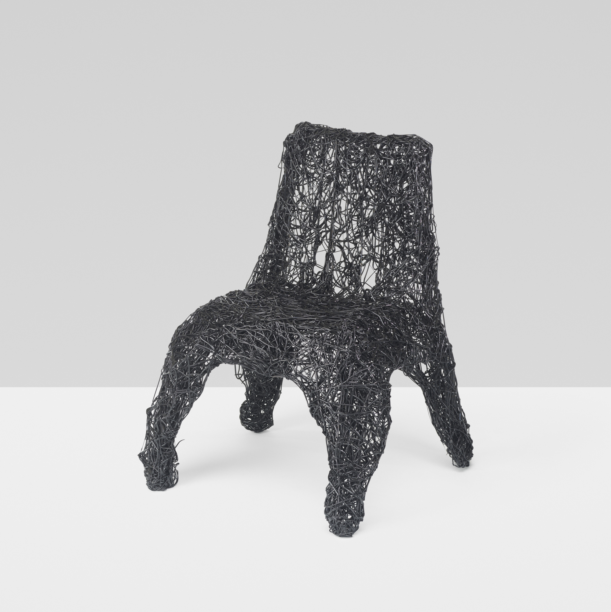 318: Tom Dixon / Extruded chair (1 of 3)