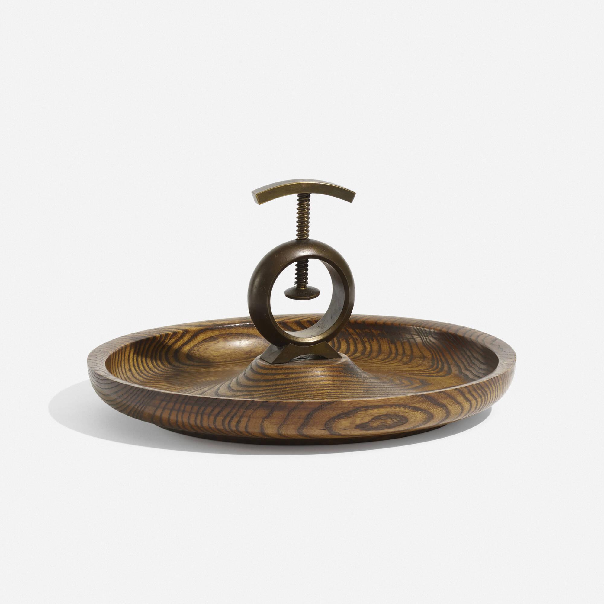 318: Carl Auböck II / early nutcracker bowl (1 of 2)