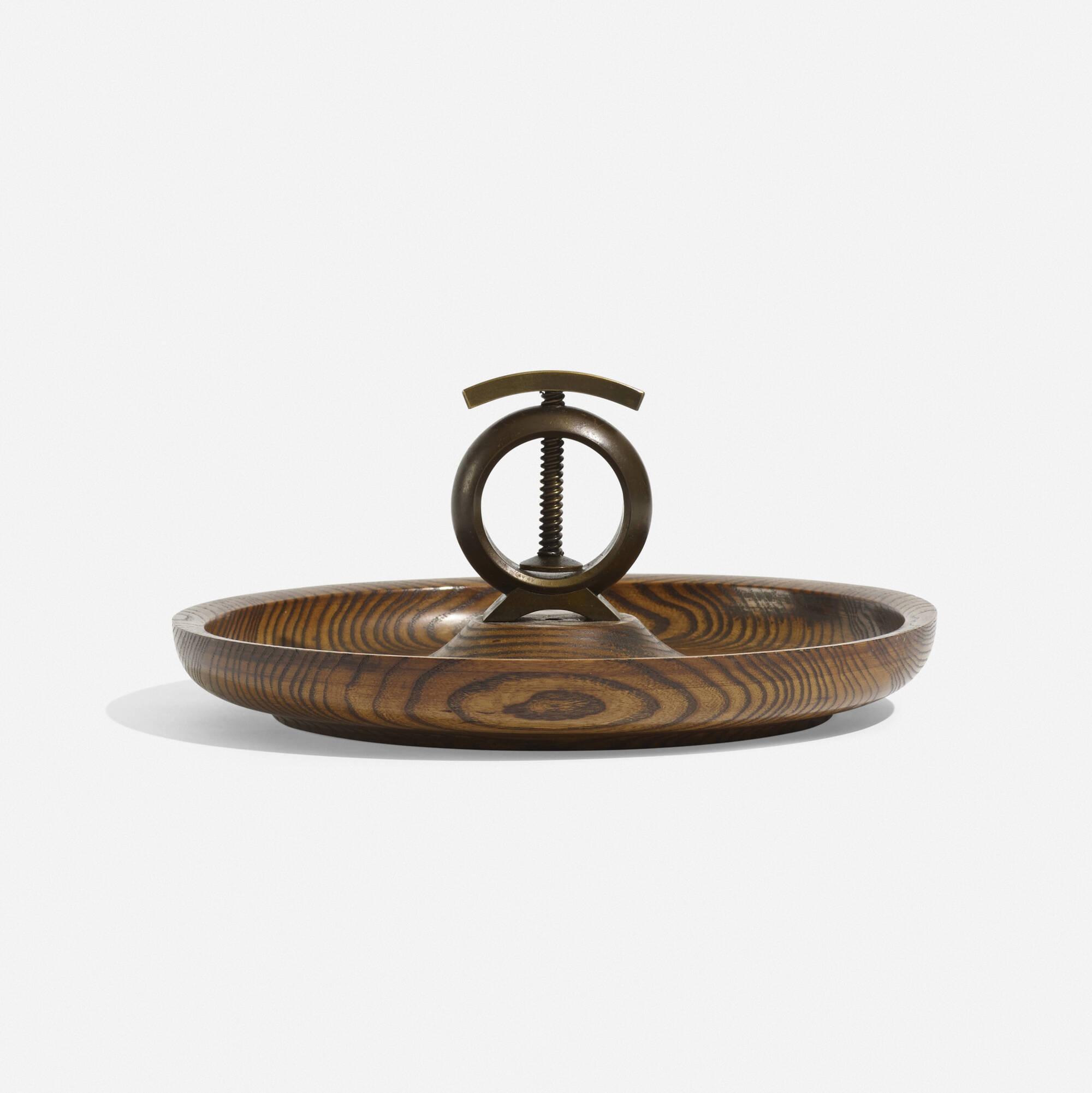 318: Carl Auböck II / early nutcracker bowl (2 of 2)