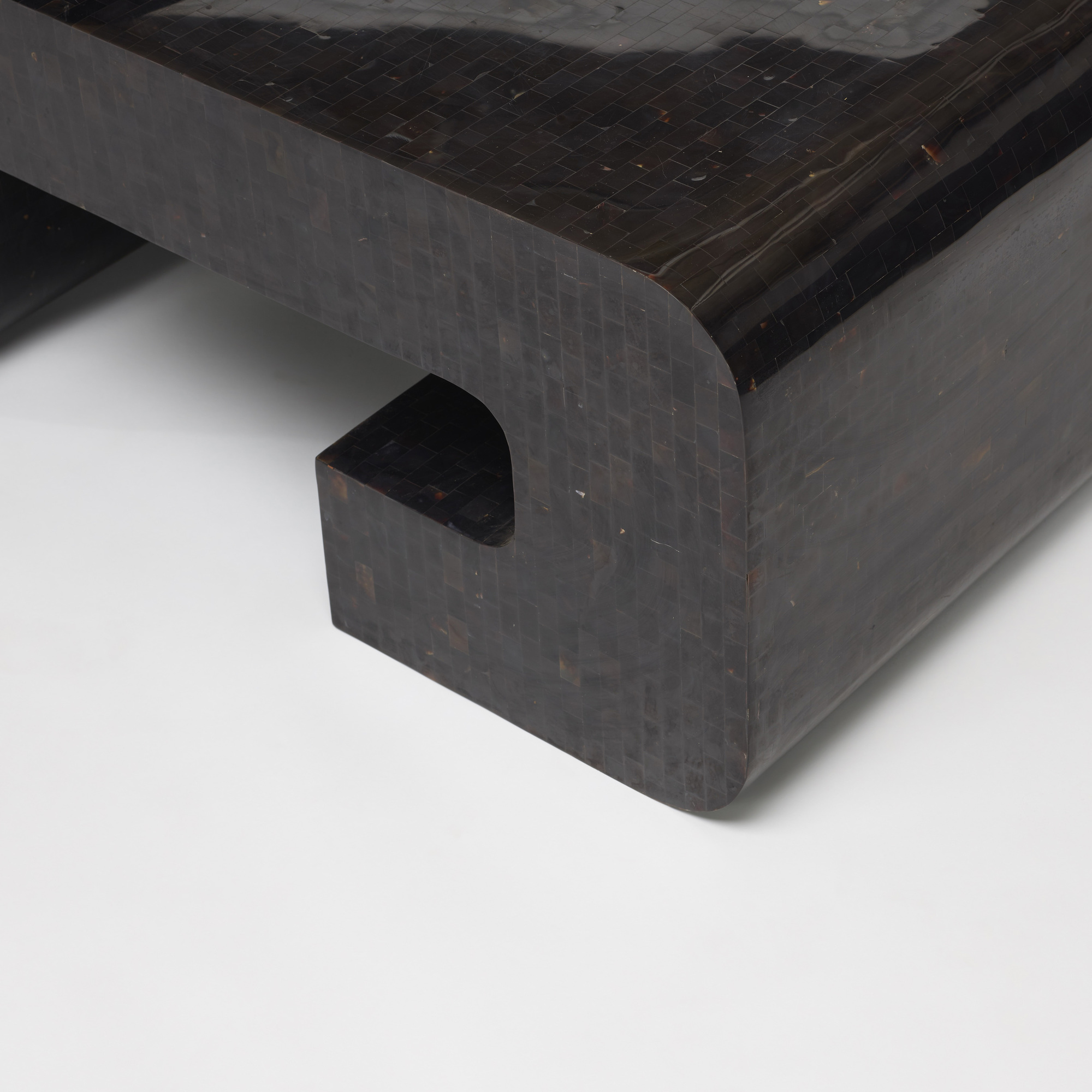 318: Karl Springer / Sculpture coffee table (5 of 5)
