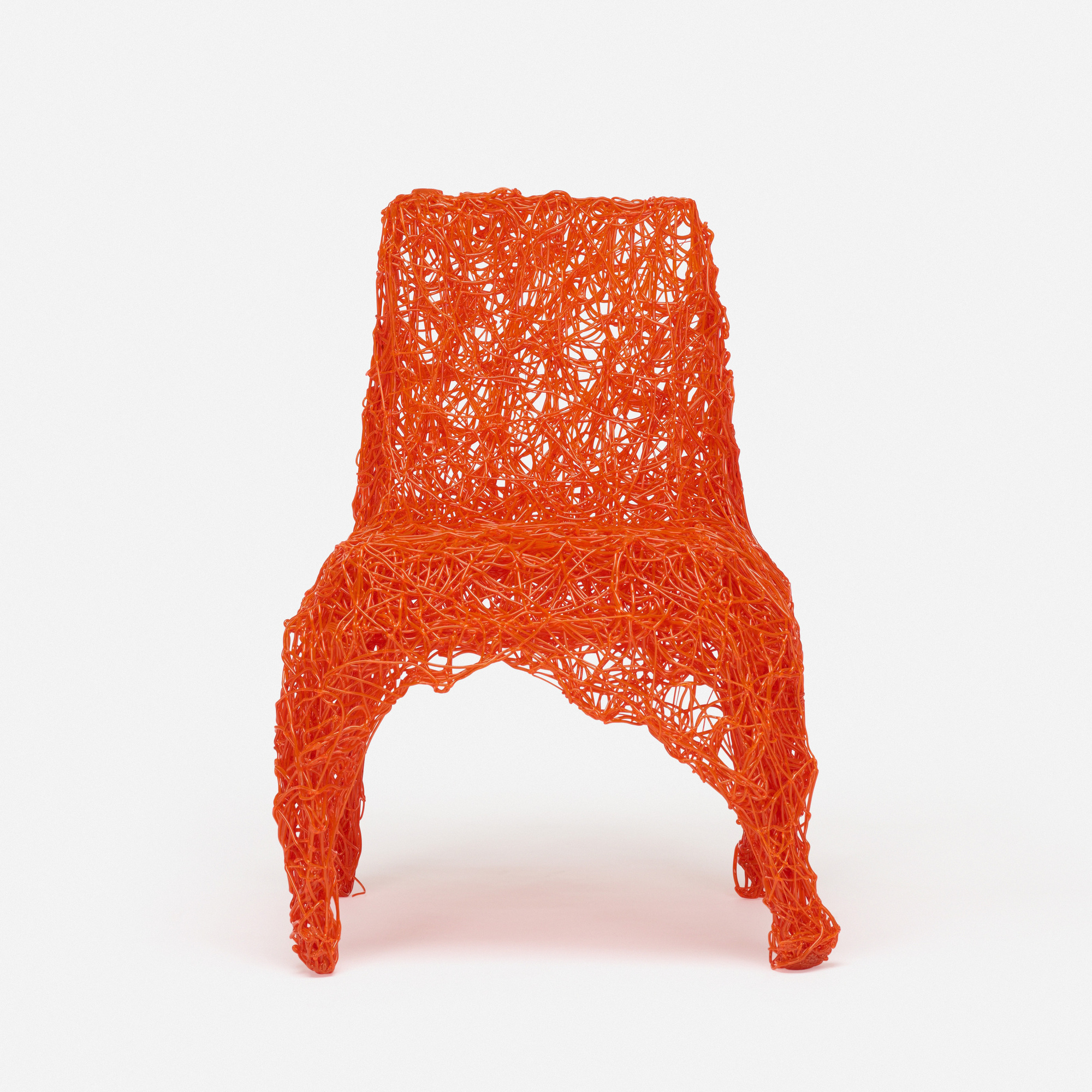 319: Tom Dixon / Extruded chair (2 of 4)
