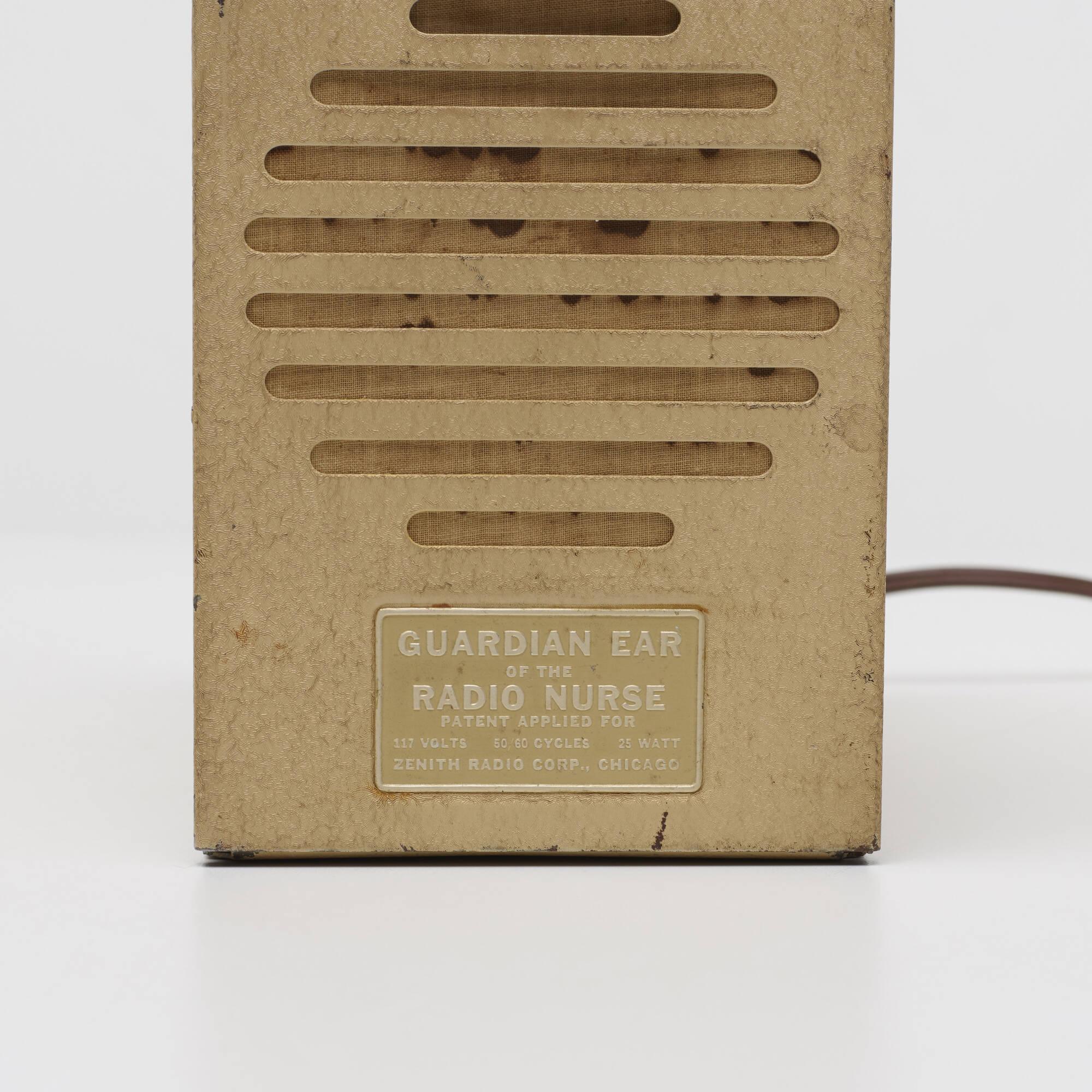319: ISAMU NOGUCHI, Radio Nurse and Guardian Ear < Design, 14 ...