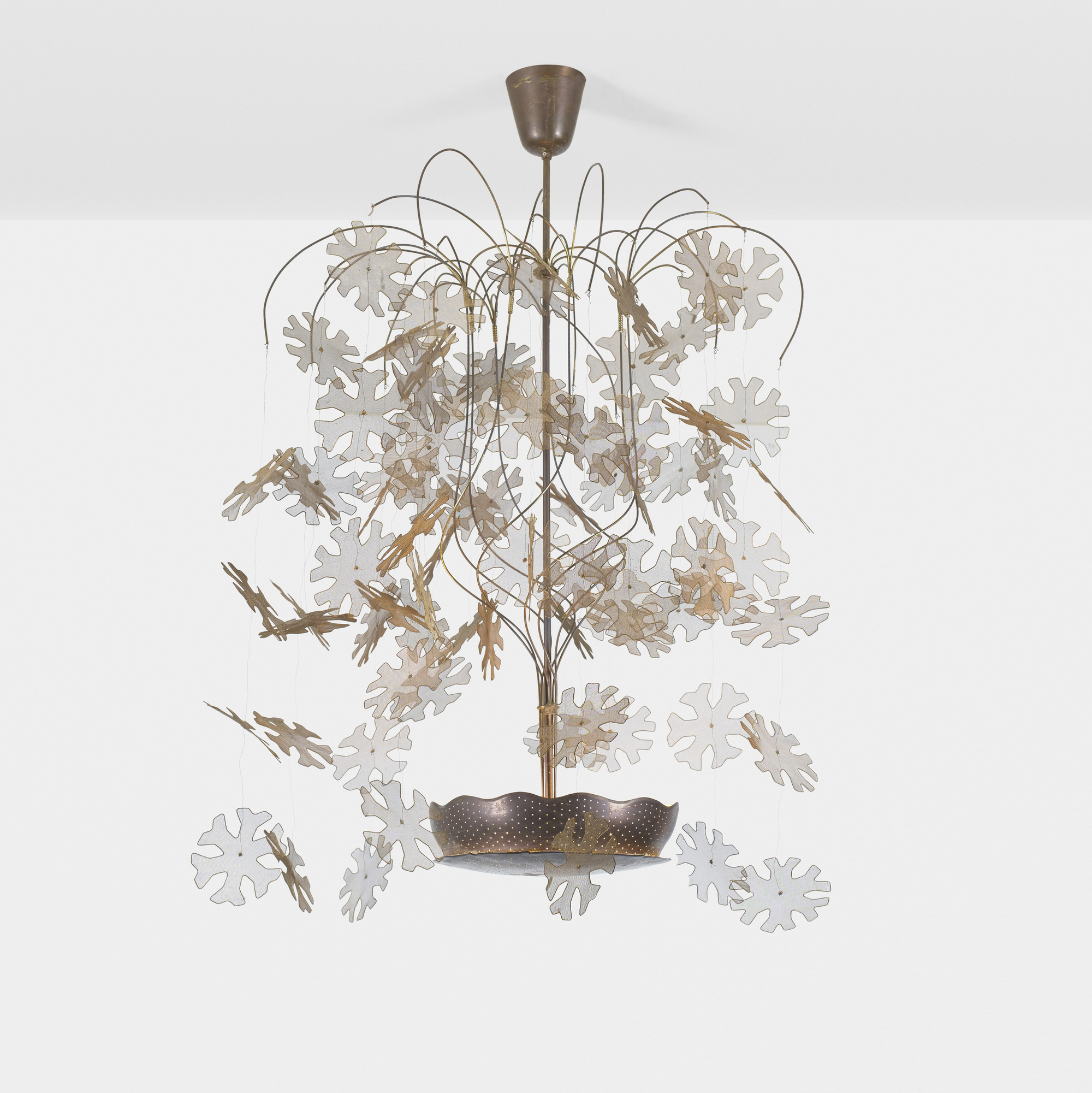 31: Paavo Tynell / Rare and Exceptional chandelier (1 of 4)