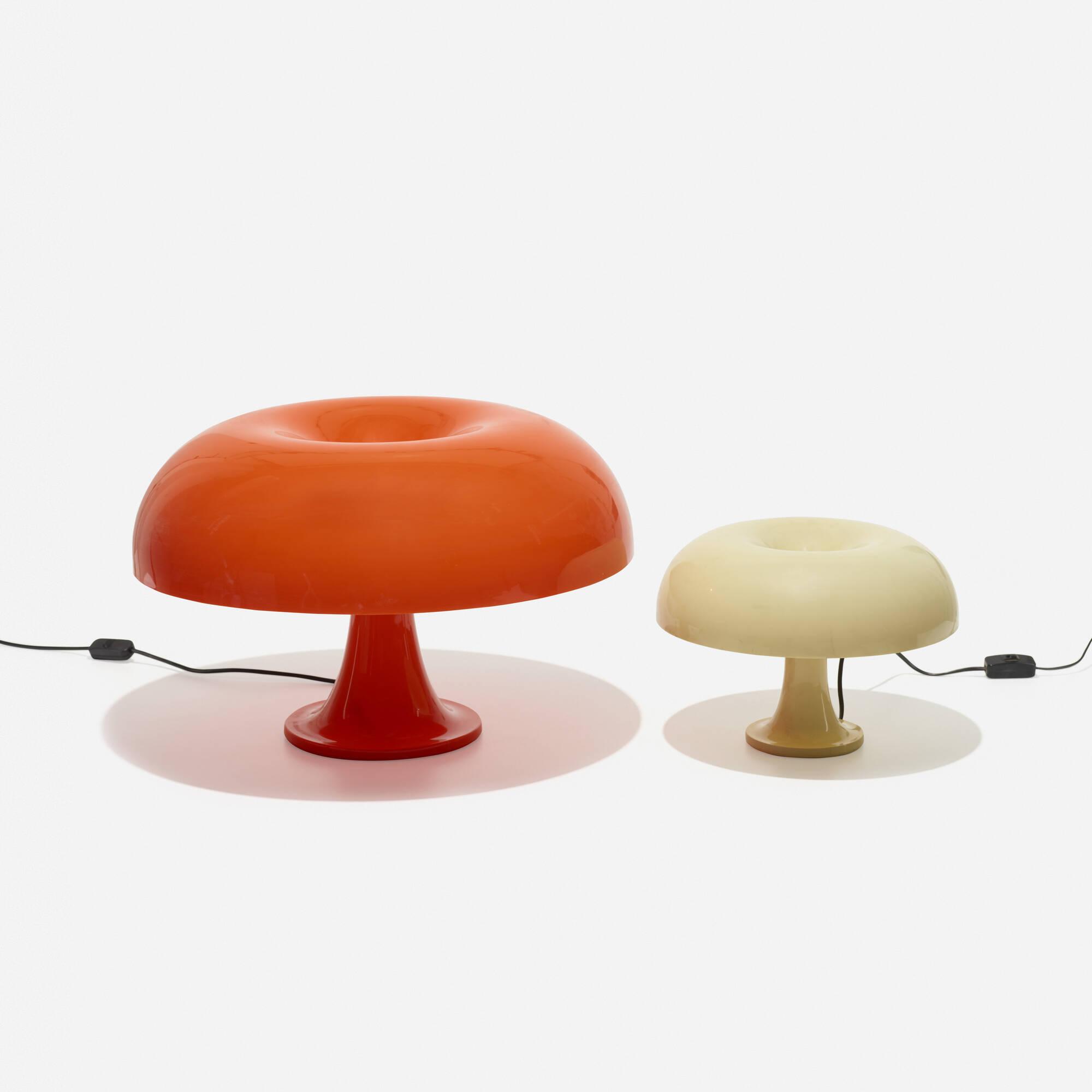 320: Gruppo Architetti Urbanisti Citta Nuova / Nesso and Nessio table lamps (1 of 2)