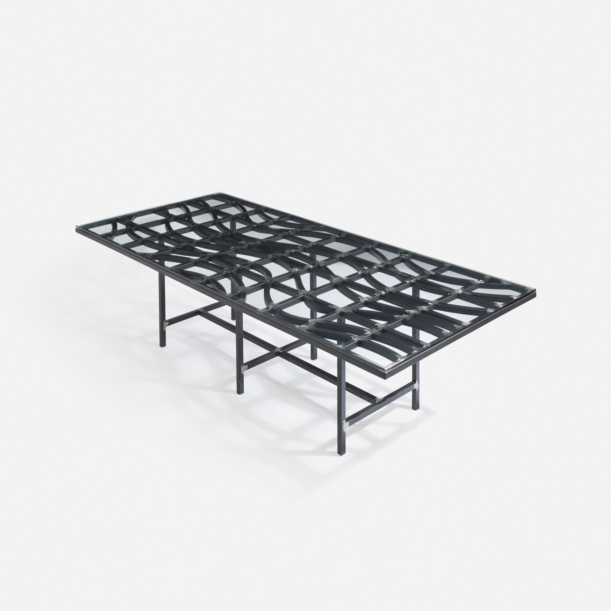 320: Sol LeWitt / dining table (2 of 3)