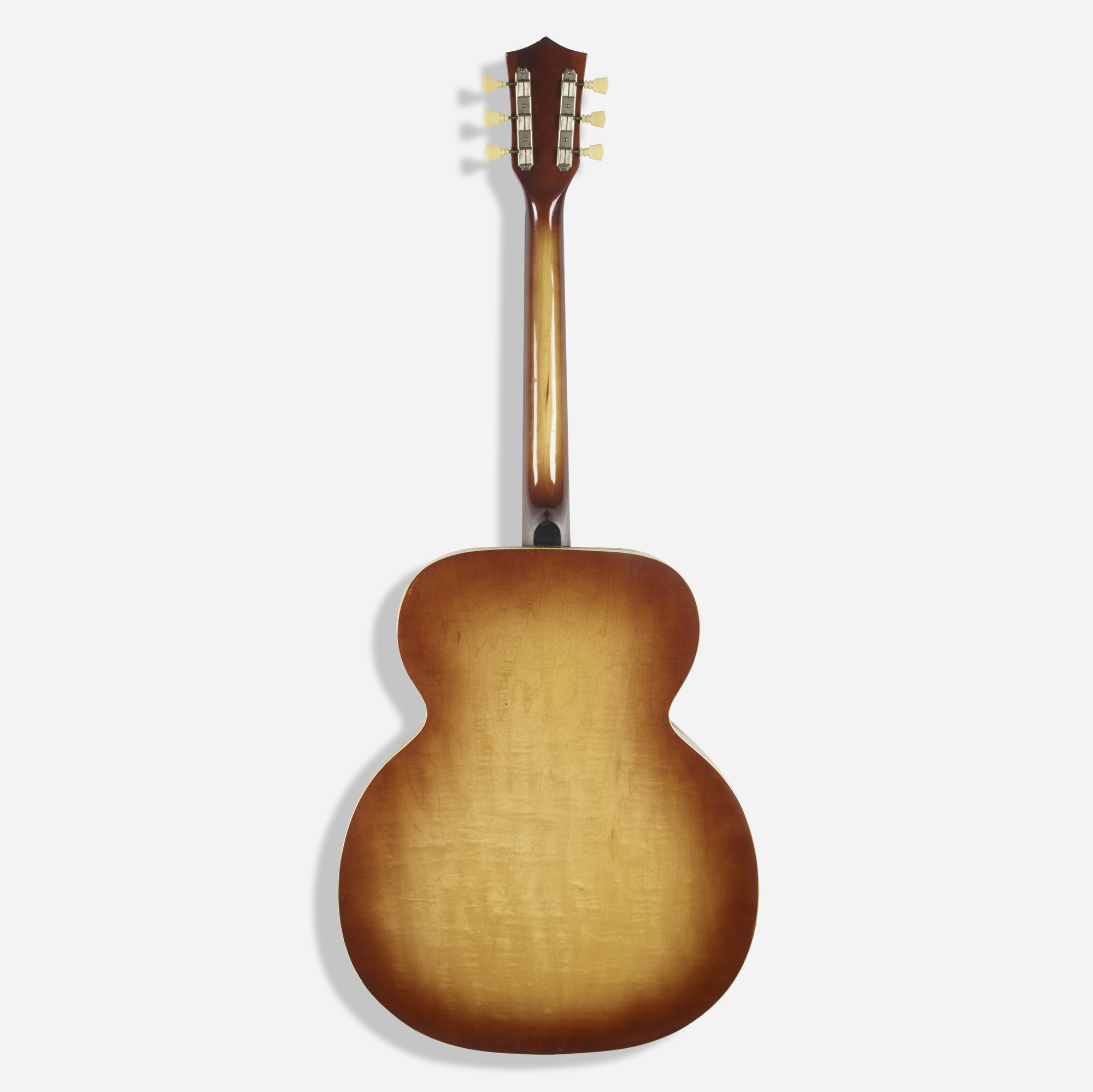 320: OLD KRAFTSMAN AND KAY, acoustic guitars, set of two