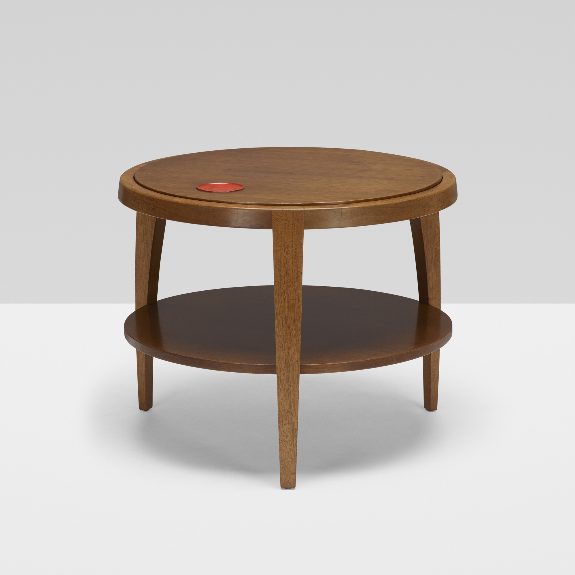 322: Edward Wormley / occasional table, model 319 (1 of 3)