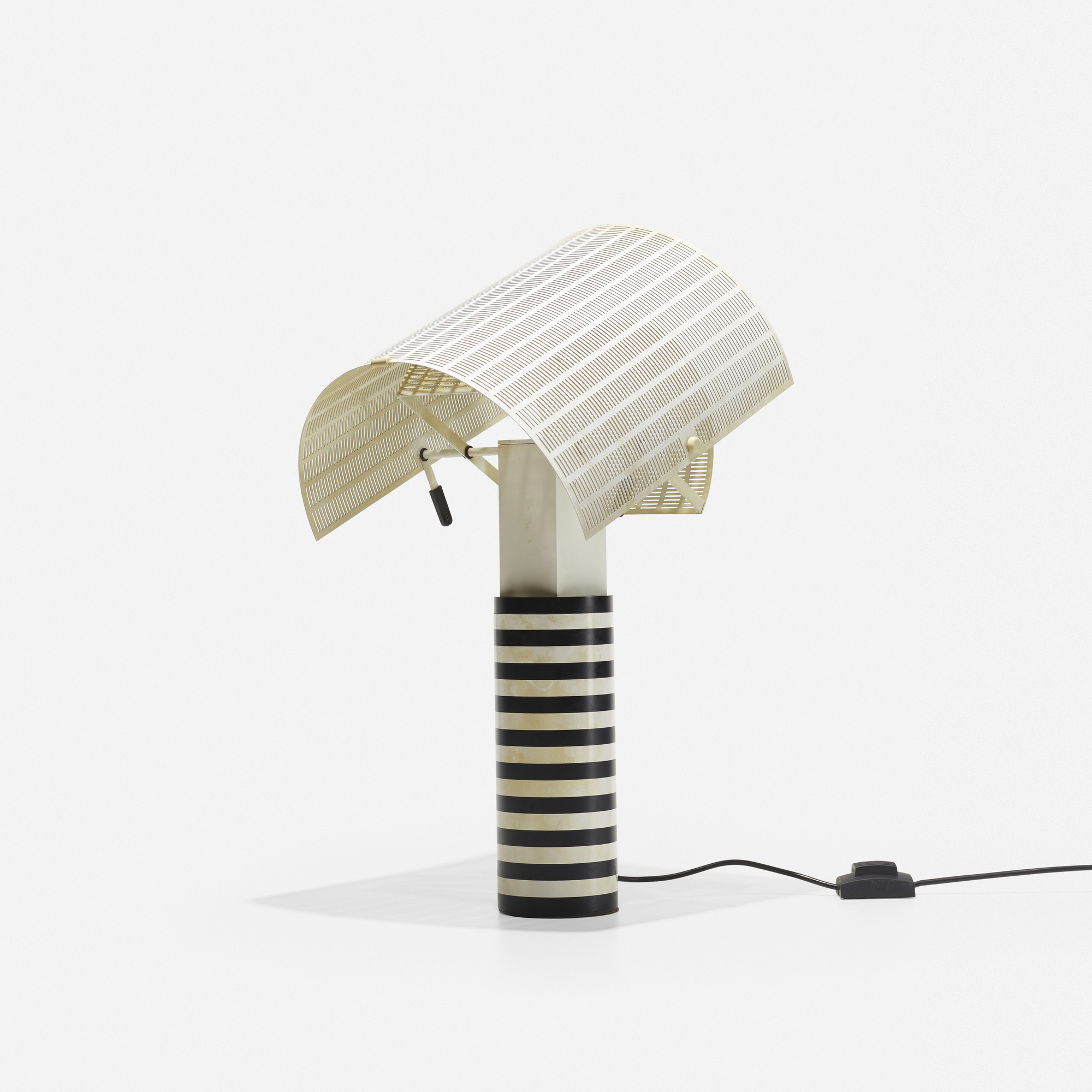 322: Mario Botta / Shogun table lamp (1 of 2)