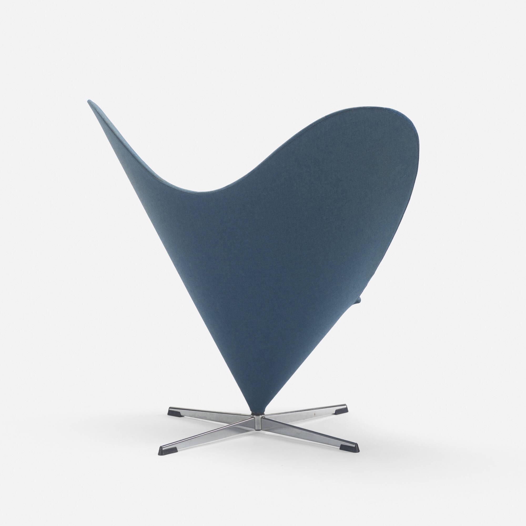 322: Verner Panton / Heart Cone chair (3 of 3)