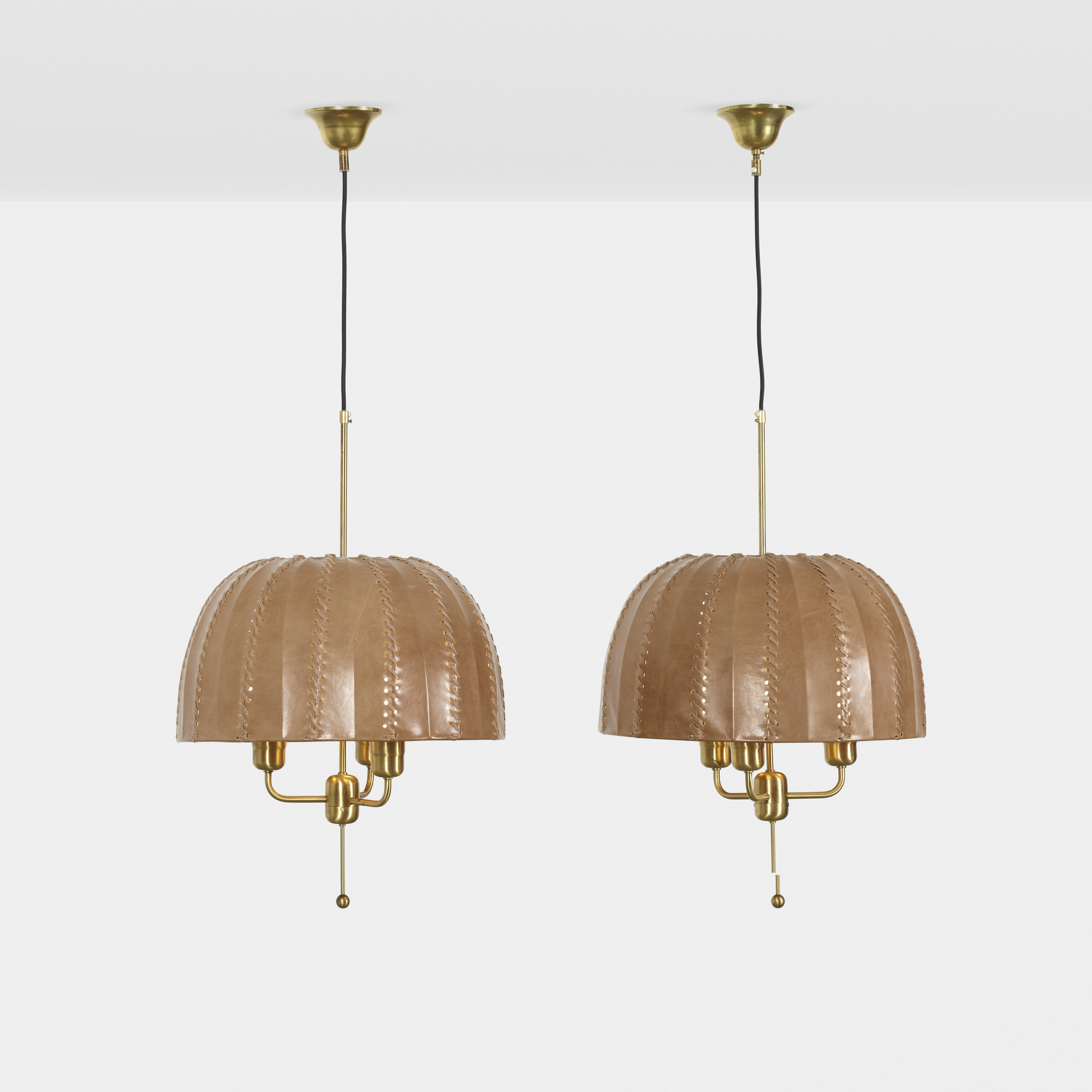 323: Hans-Agne Jakobsson / chandeliers, pair (1 of 1)