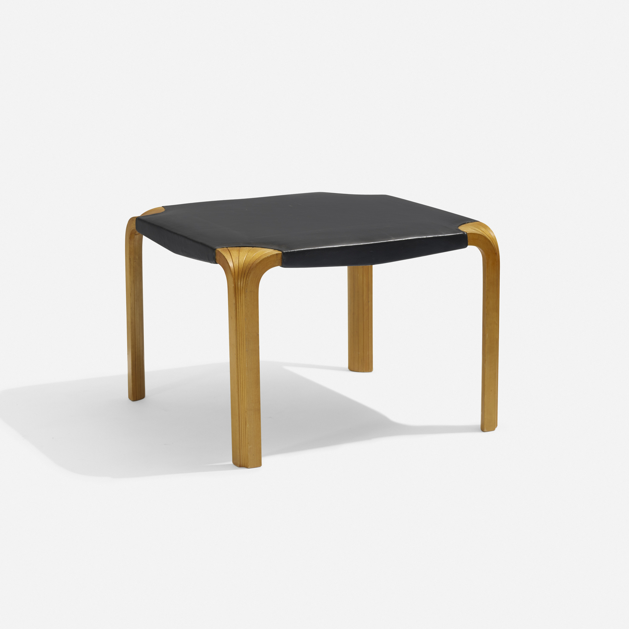 Superieur 323: Alvar Aalto / X Leg Table (1 Of 2)