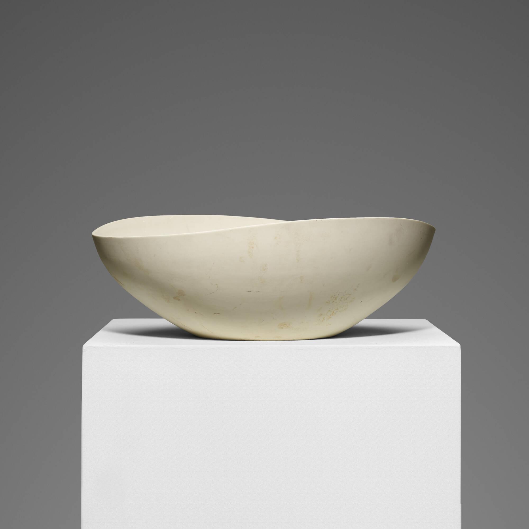 325: Eva Zeisel / prototype Museum Shape bowl (1 of 2)