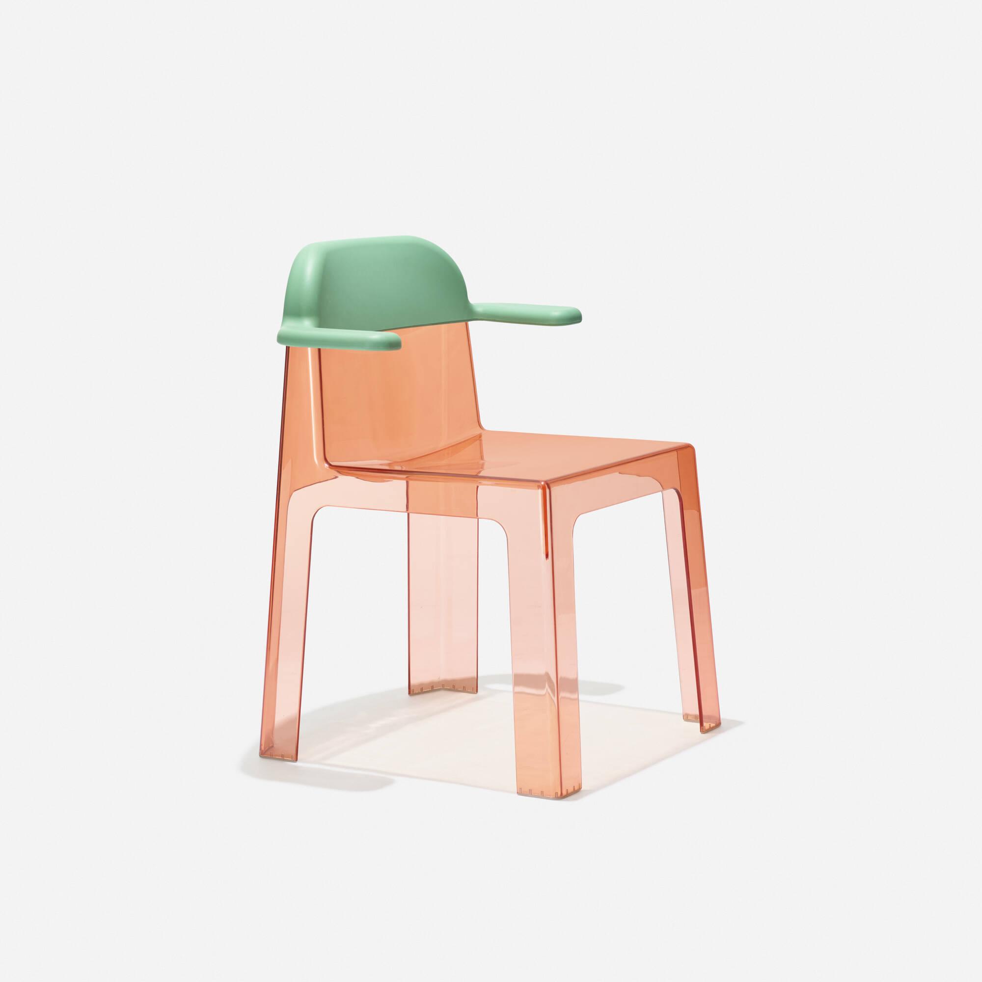 325: Sottsass Associati / Trono chair (1 of 3)