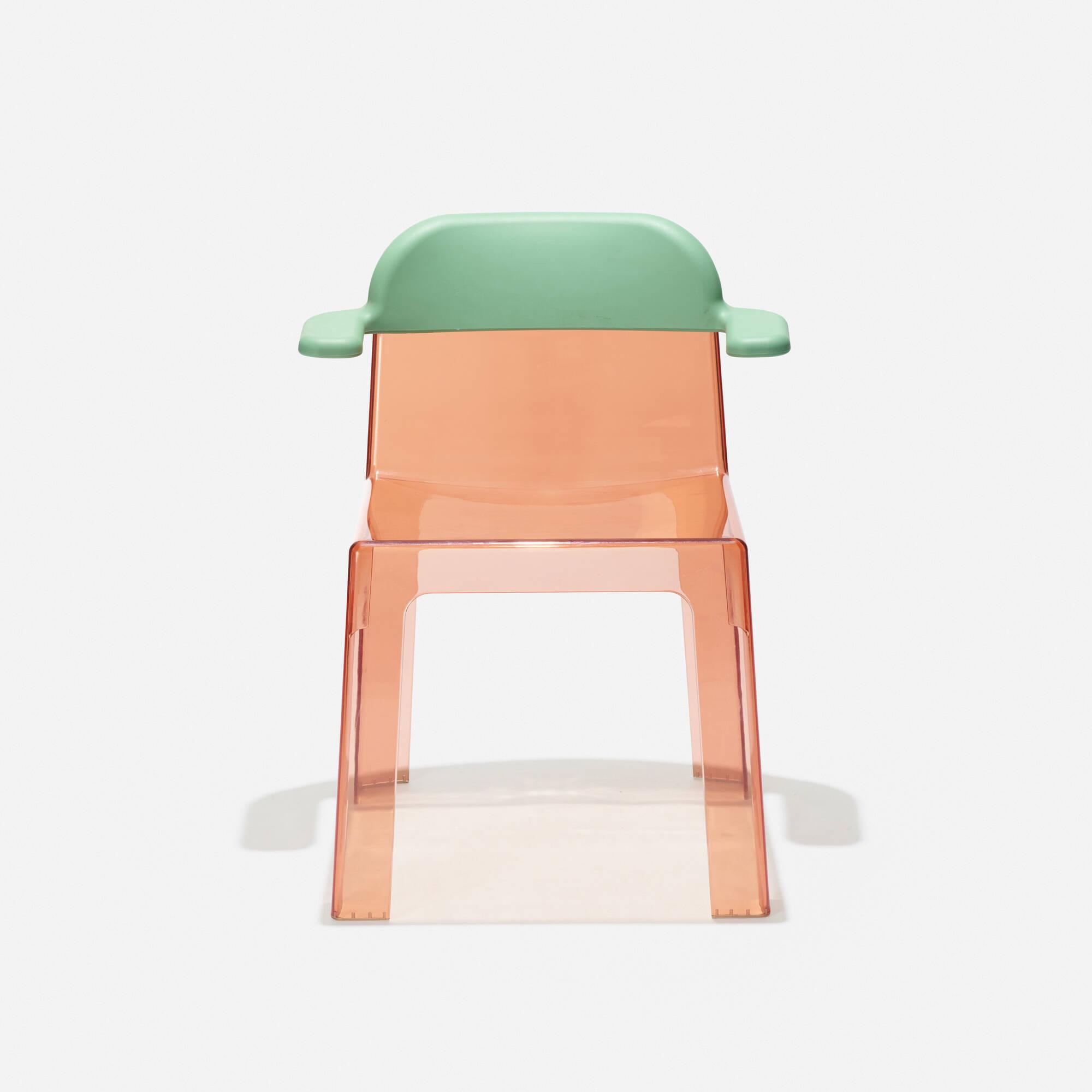 325: Sottsass Associati / Trono chair (2 of 3)