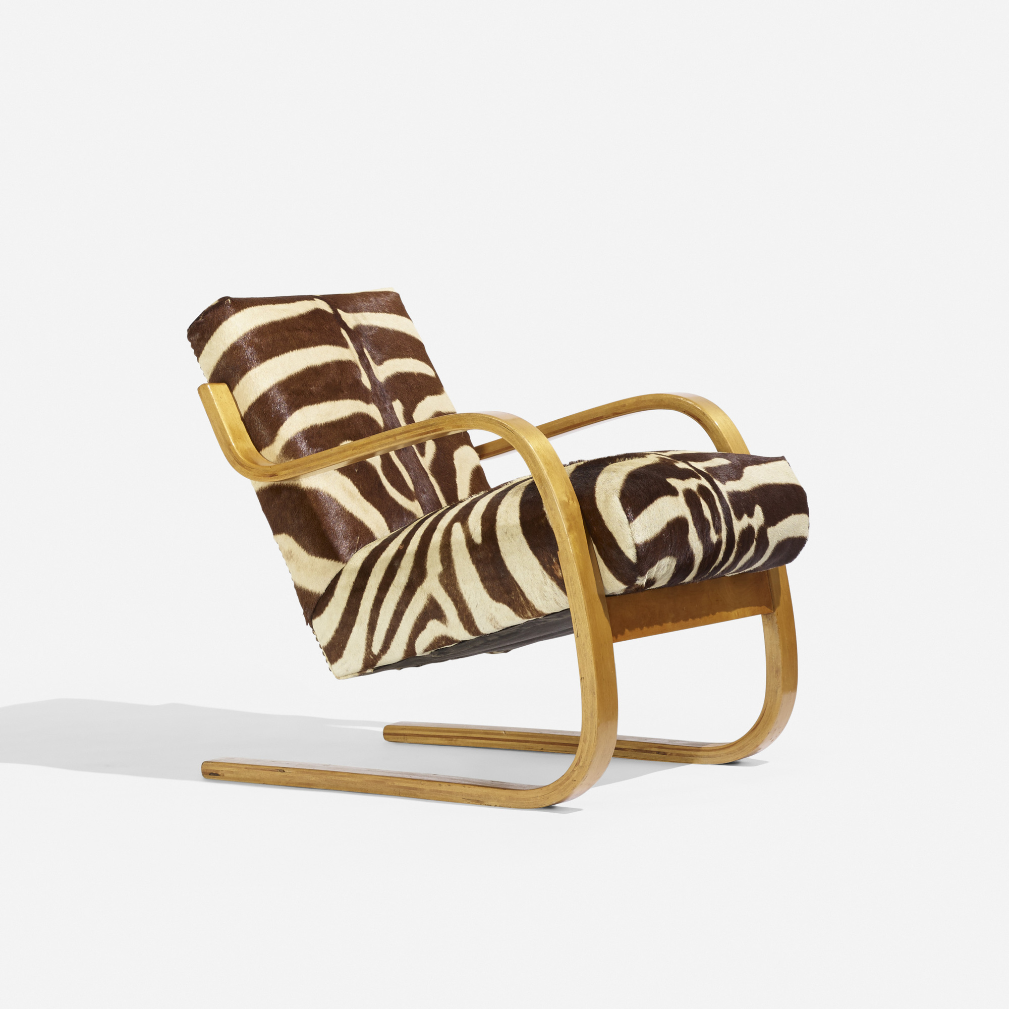 326: Alvar Aalto / Cantilever chair, model 34/402 (1 of 2)