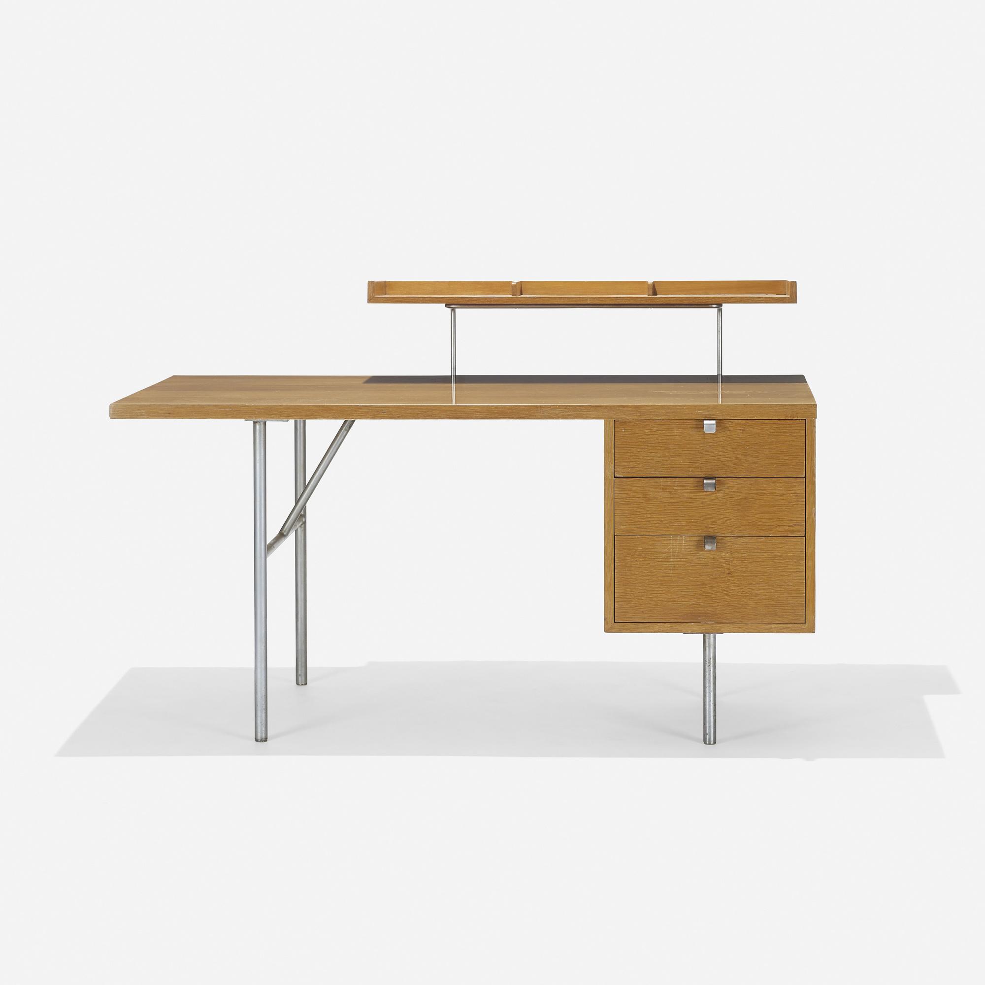 327 George Nelson Associates Executive Office Group Desk Model 6030f R