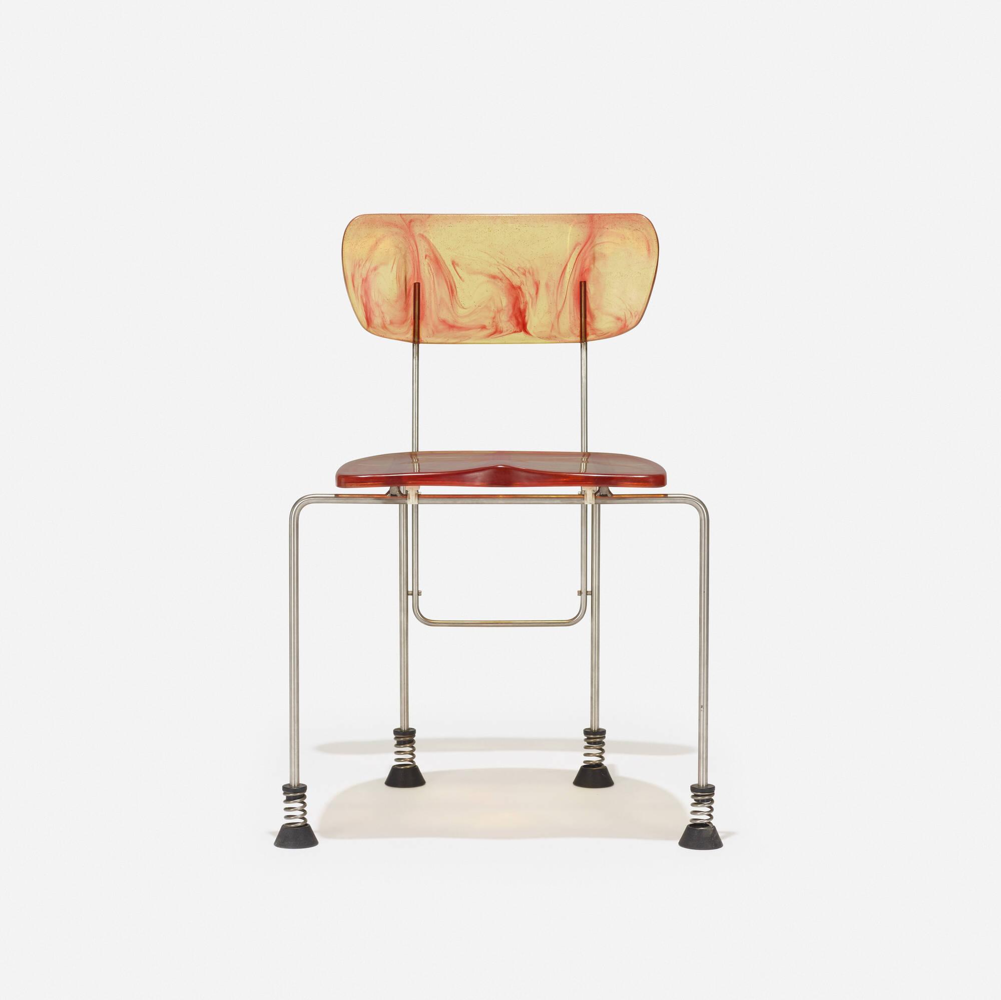 327: Gaetano Pesce / 543 Broadway chair (1 of 4)