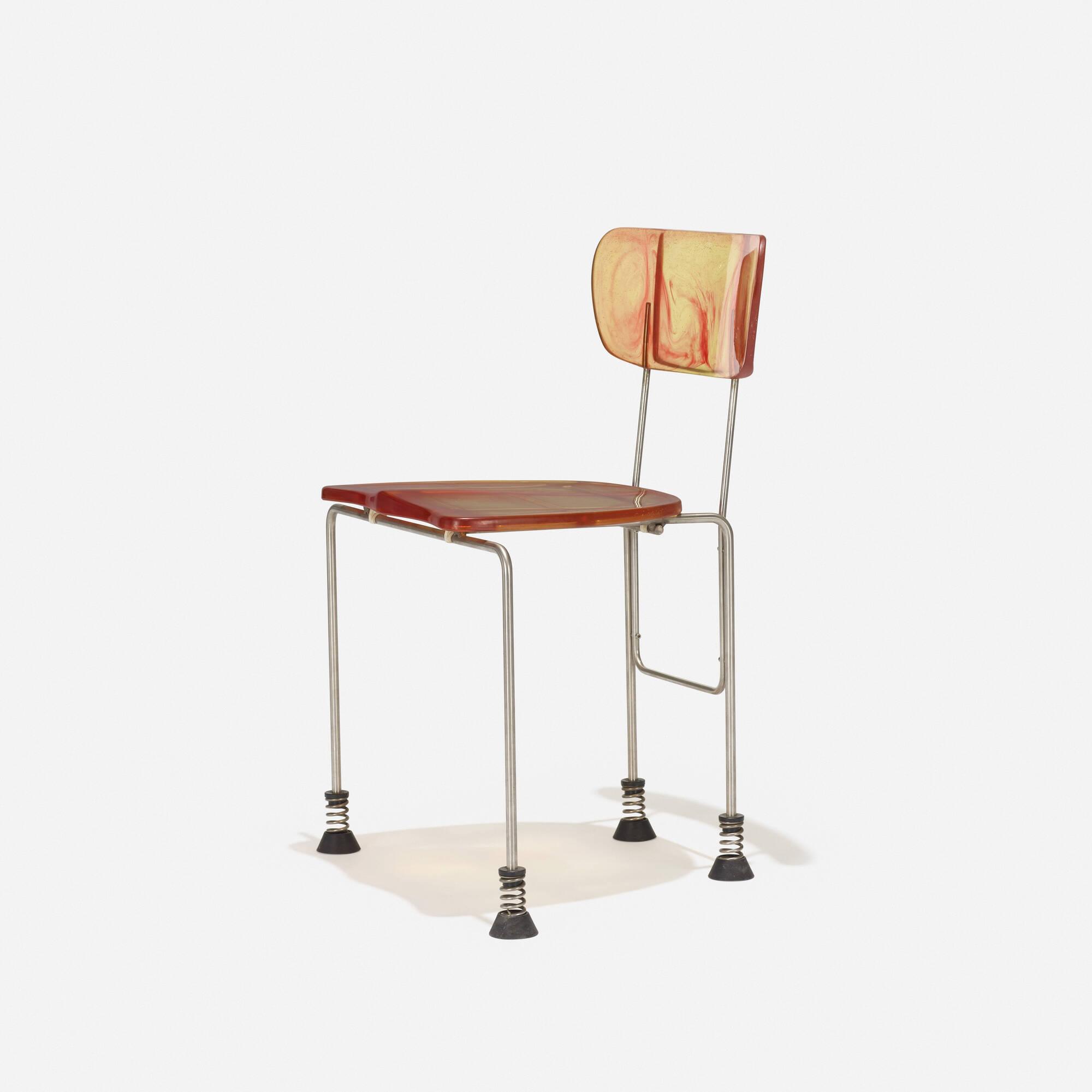 327: Gaetano Pesce / 543 Broadway chair (2 of 4)