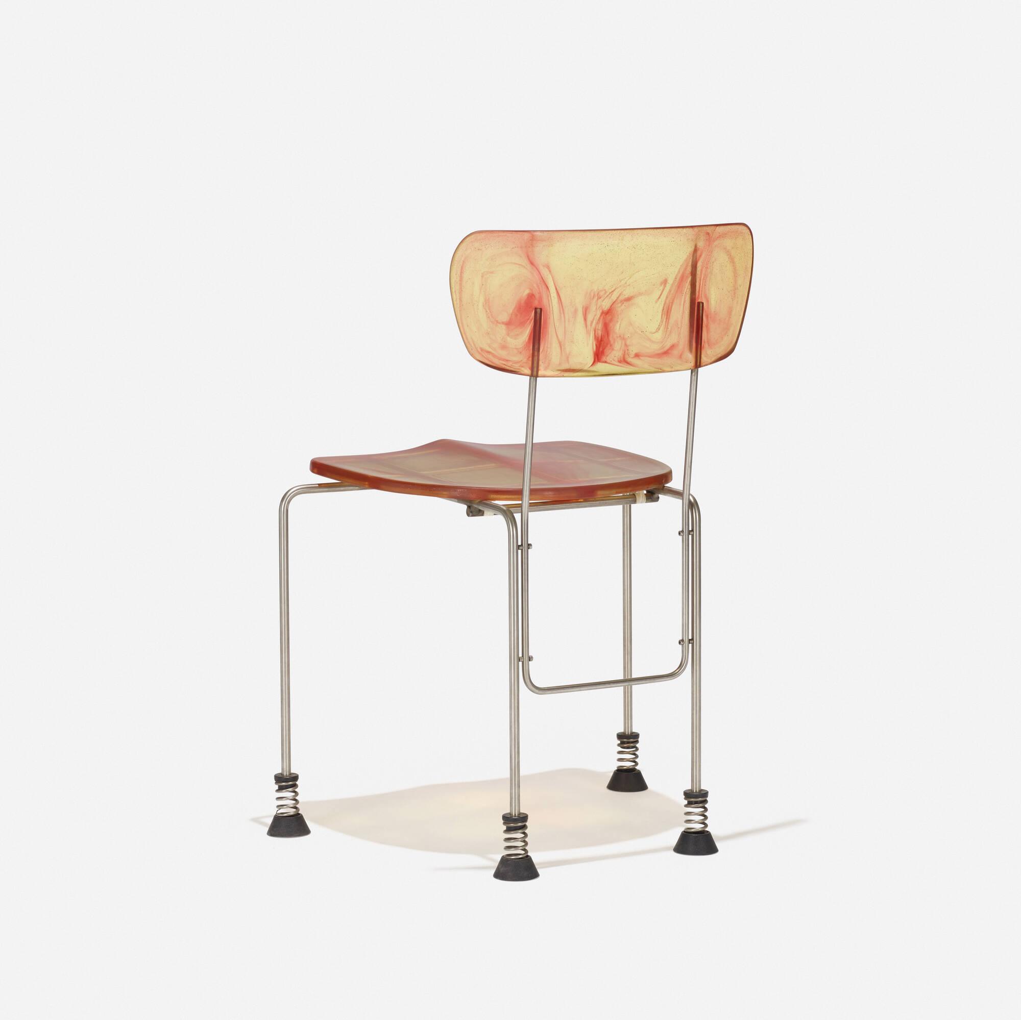327: Gaetano Pesce / 543 Broadway chair (3 of 4)