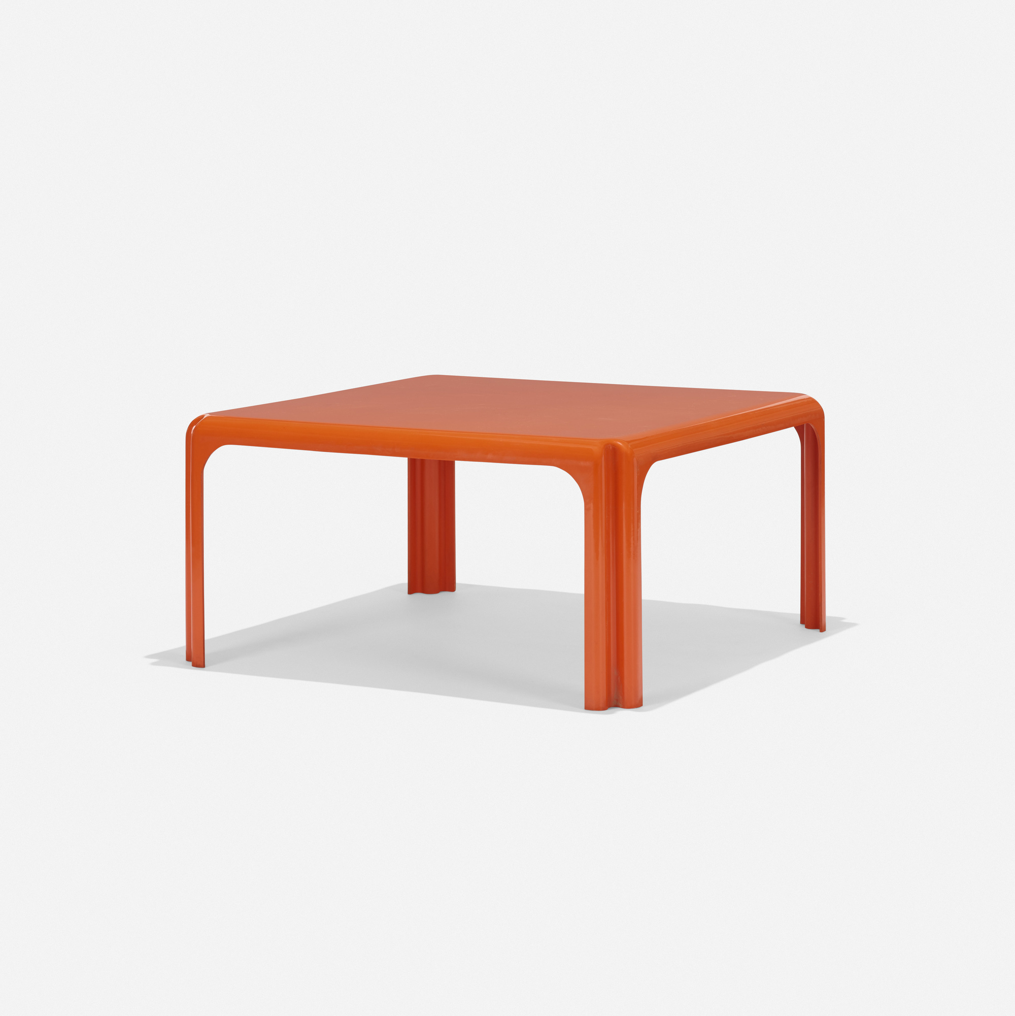 329: Vico Magistretti / Arcadia 80 coffee table (1 of 2)