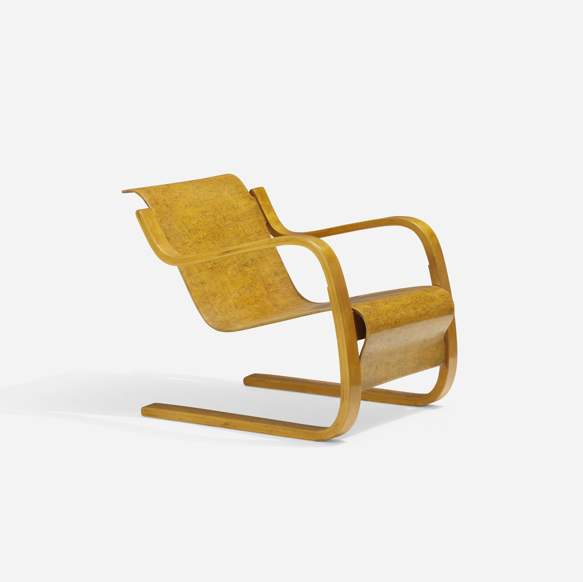330: Alvar Aalto / Cantilever lounge chair, model 31/42 (1 of 4)
