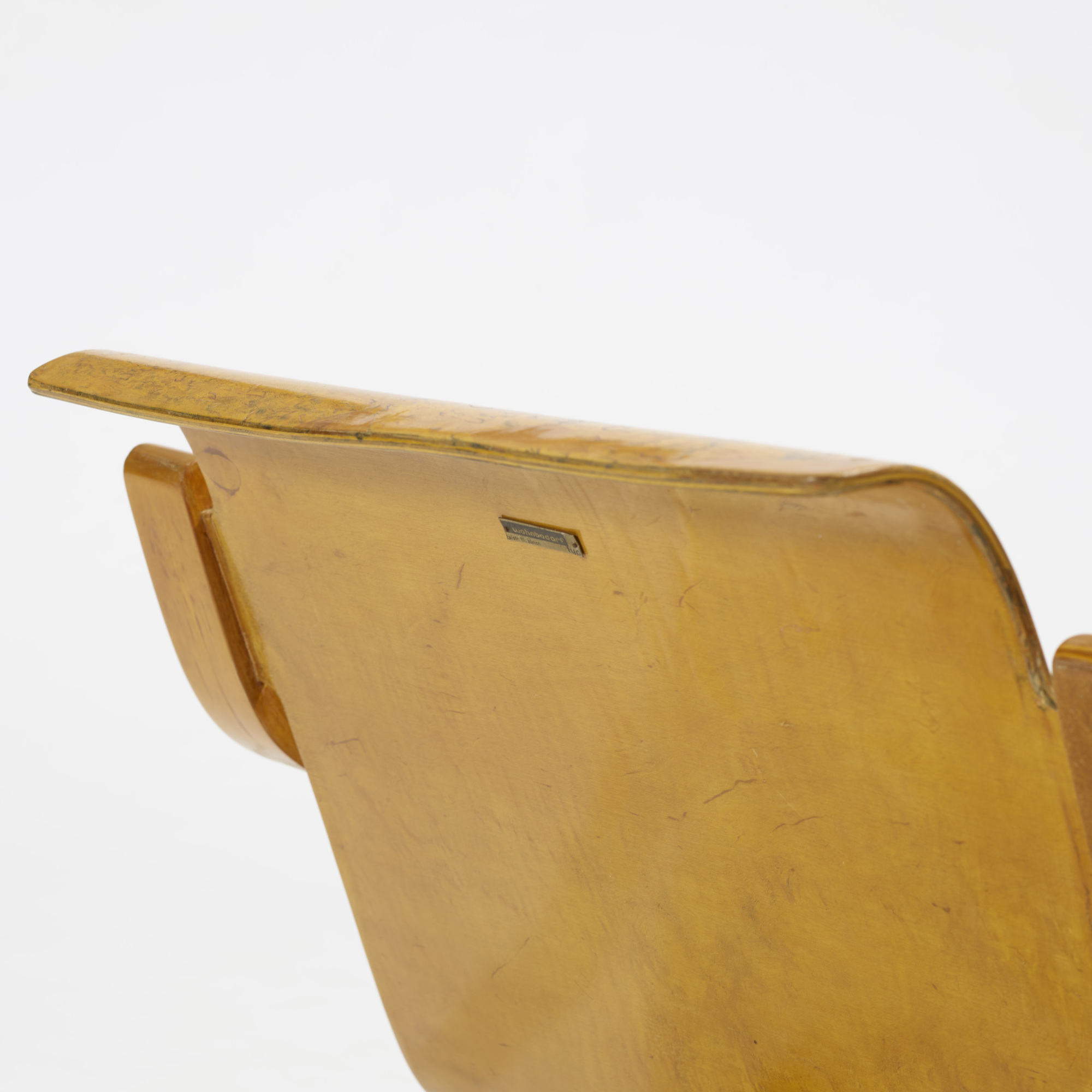 330: Alvar Aalto / Cantilever lounge chair, model 31/42 (4 of 4)