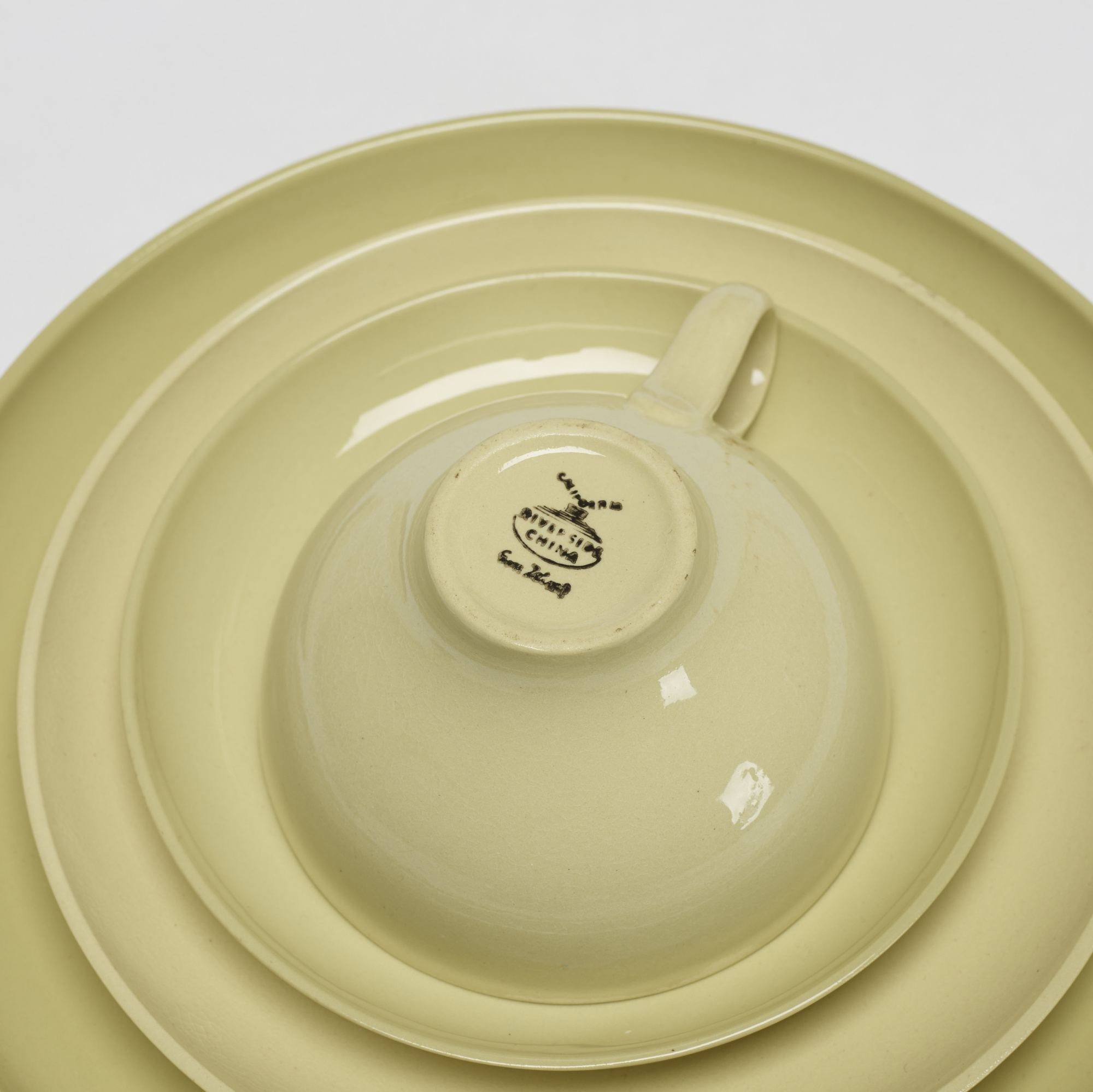 331: Eva Zeisel / collection of tableware (3 of 3)