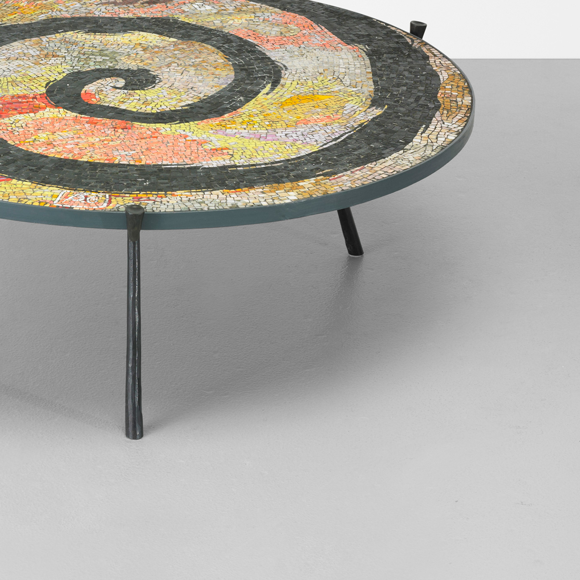 332 Elizabeth Garouste And Mattia Bonetti Spiral Coffee Table 5 Of