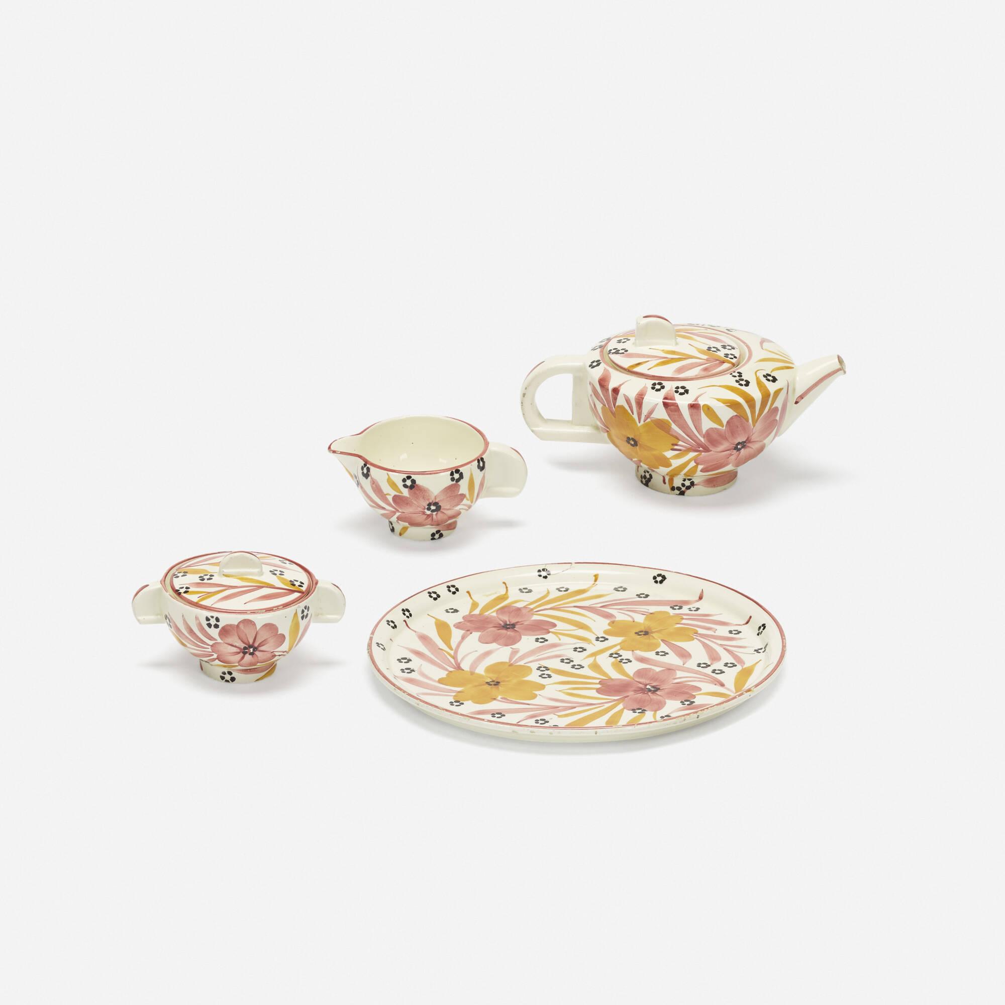 332: Eva Zeisel / Black Forest tea service (1 of 4)