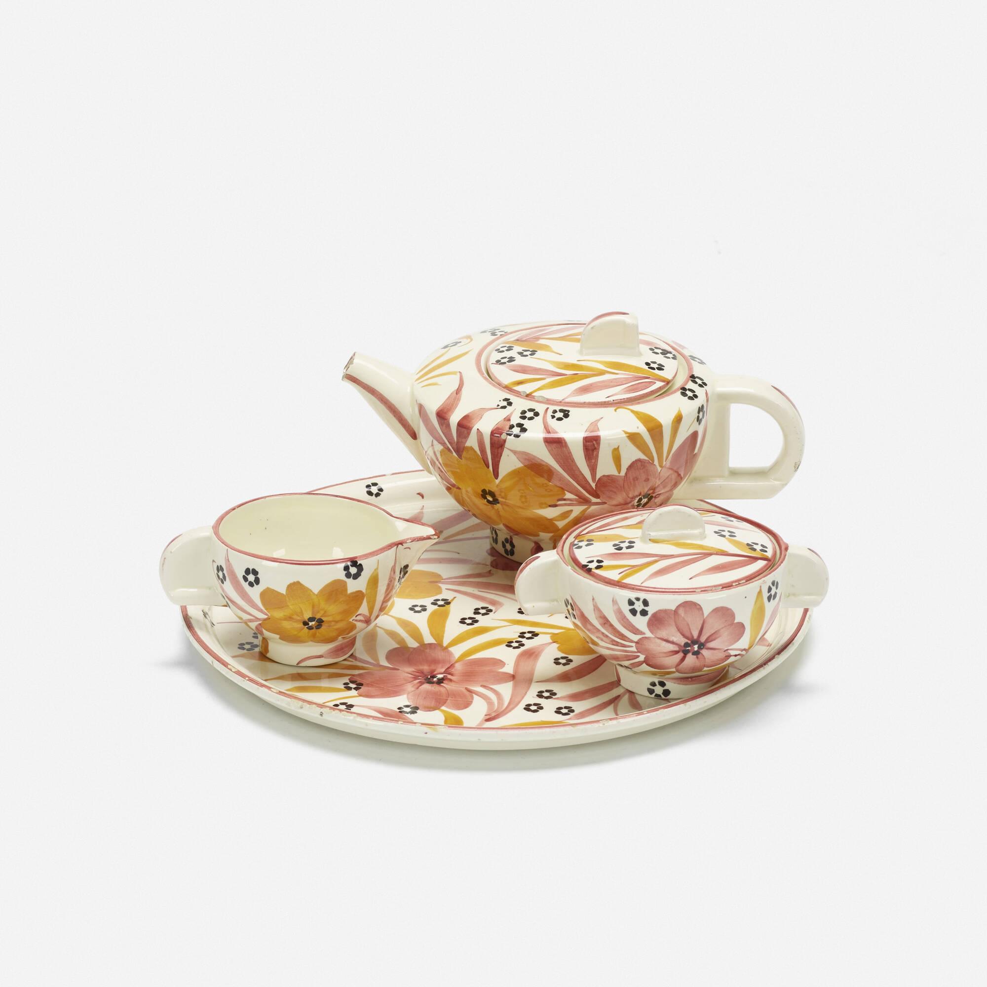 332: Eva Zeisel / Black Forest tea service (2 of 4)