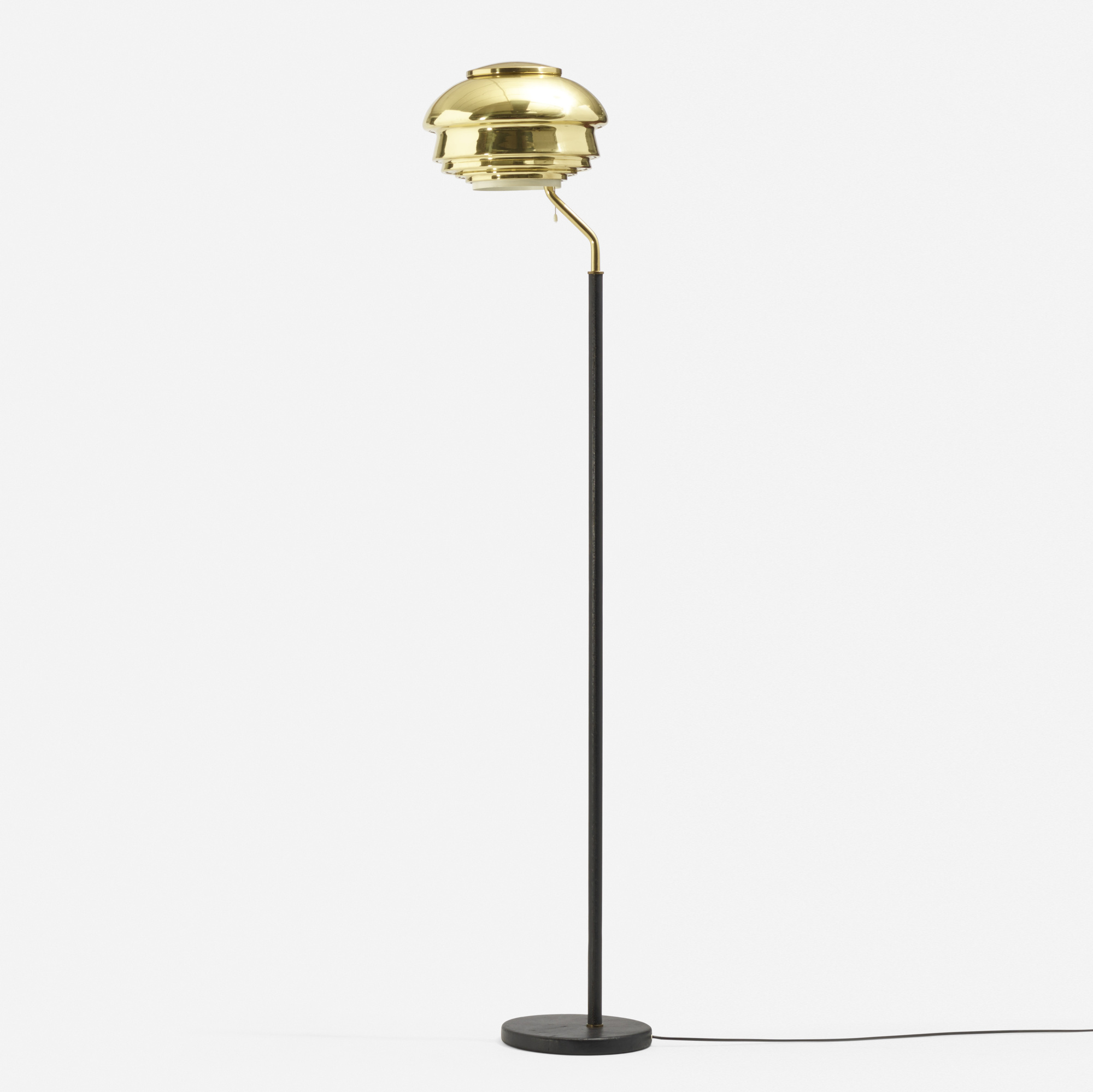 333: Alvar Aalto / floor lamp, model A808 (1 of 1)