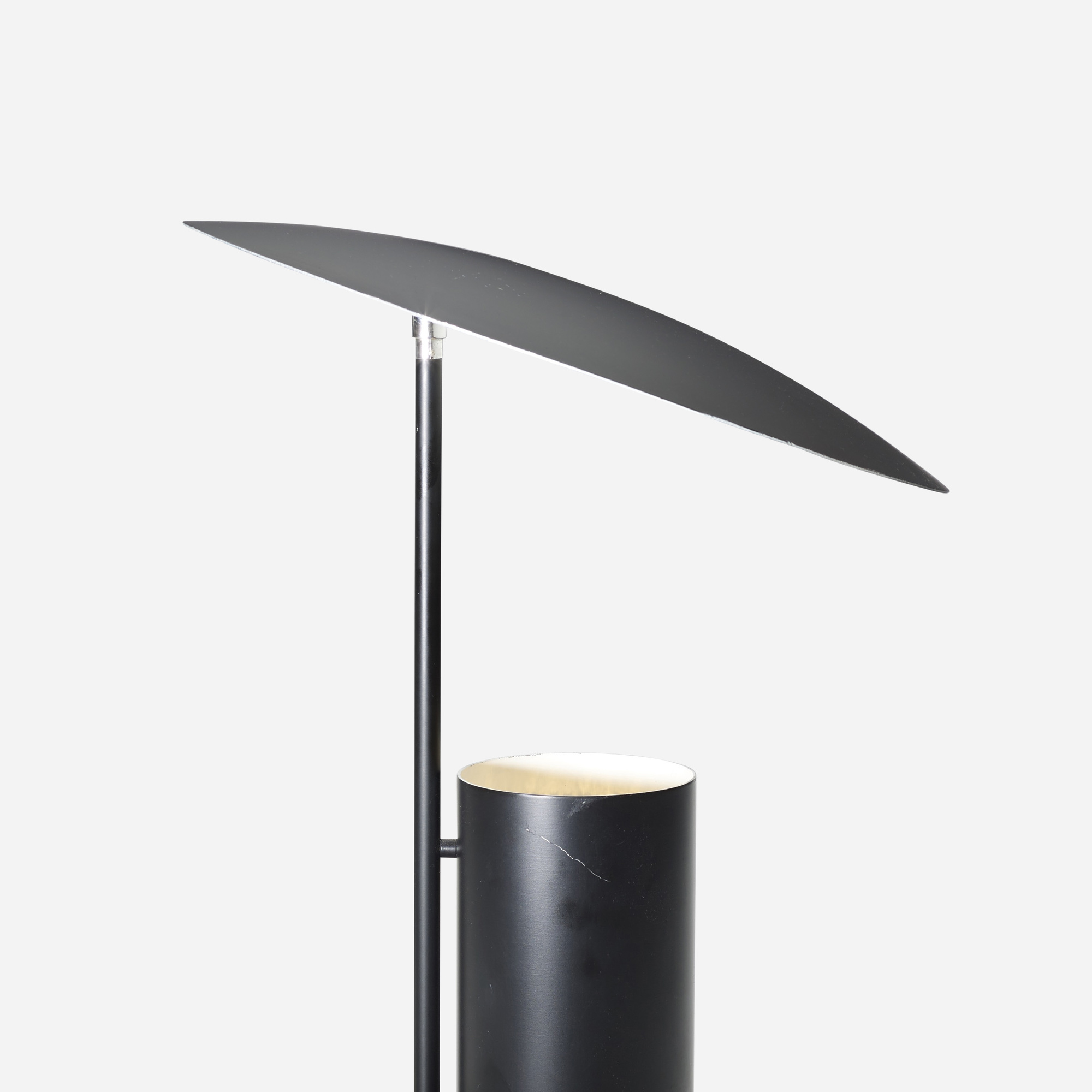333: GEORGE NELSON & ASSOCIATES, Half Nelson Table Lamp