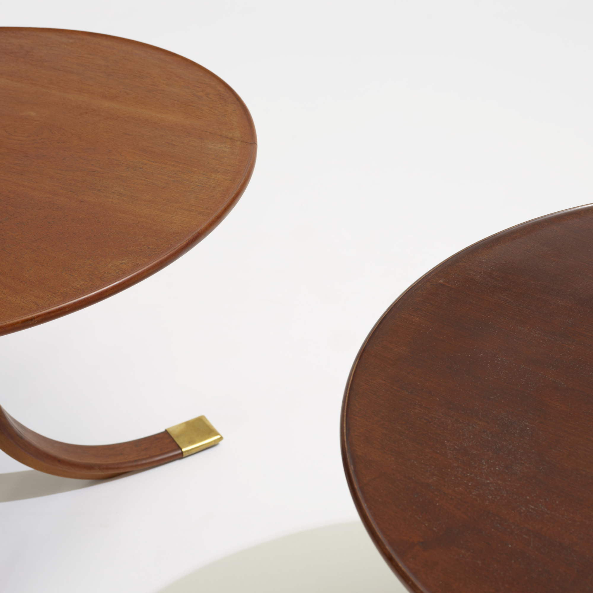 334: Frits Henningsen / occasional tables, set of two (2 of 2)