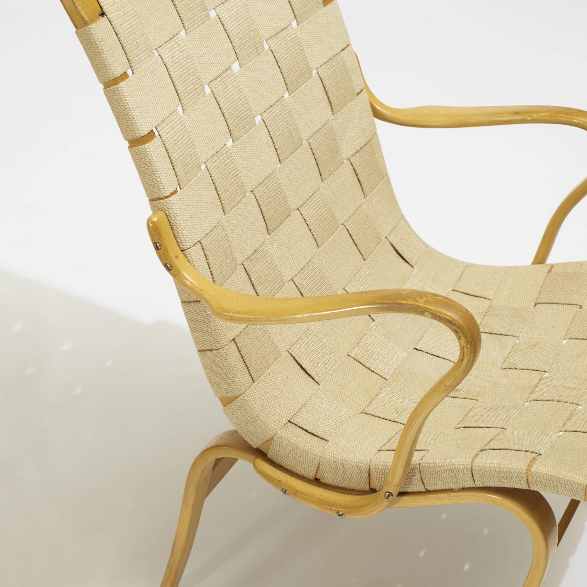335: Bruno Mathsson / Eva chairs, pair (3 of 3)
