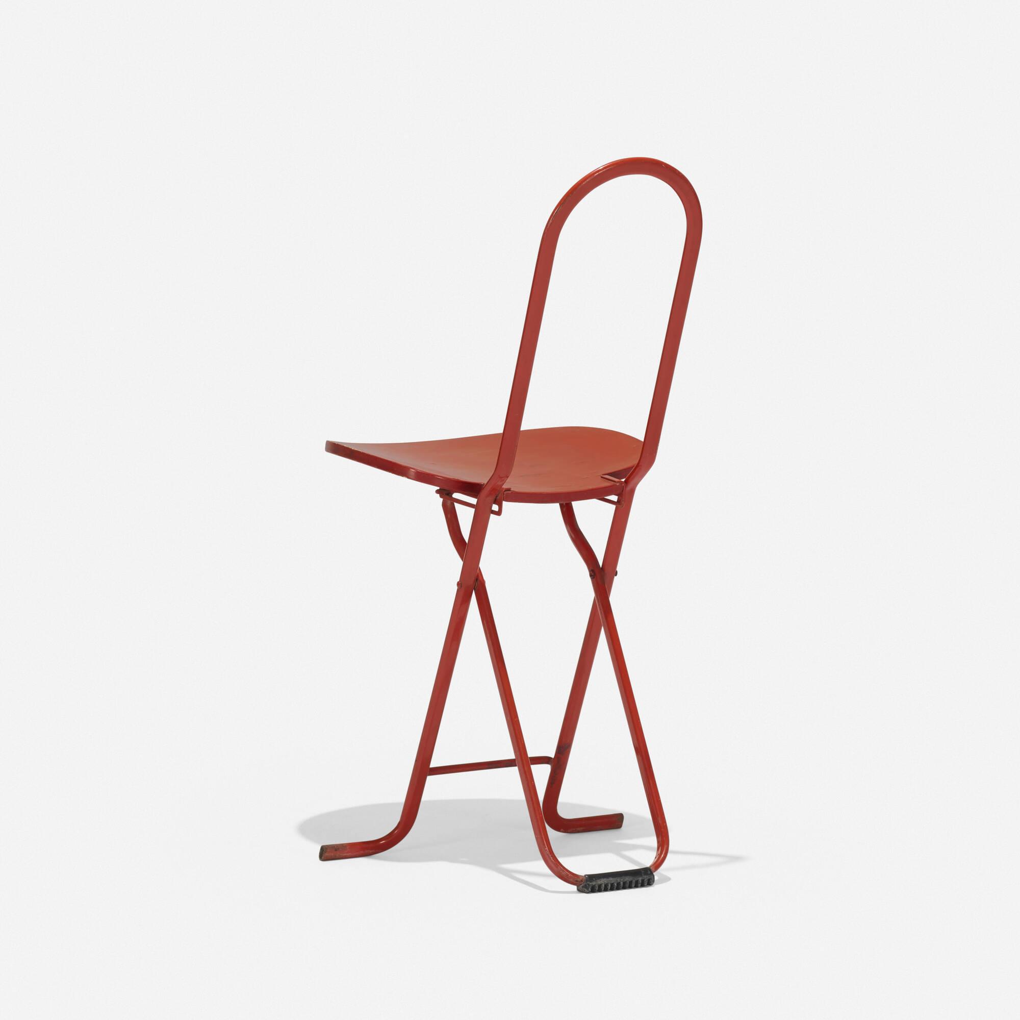 337: Gastone Rinaldi / Dafne folding chair (1 of 3)