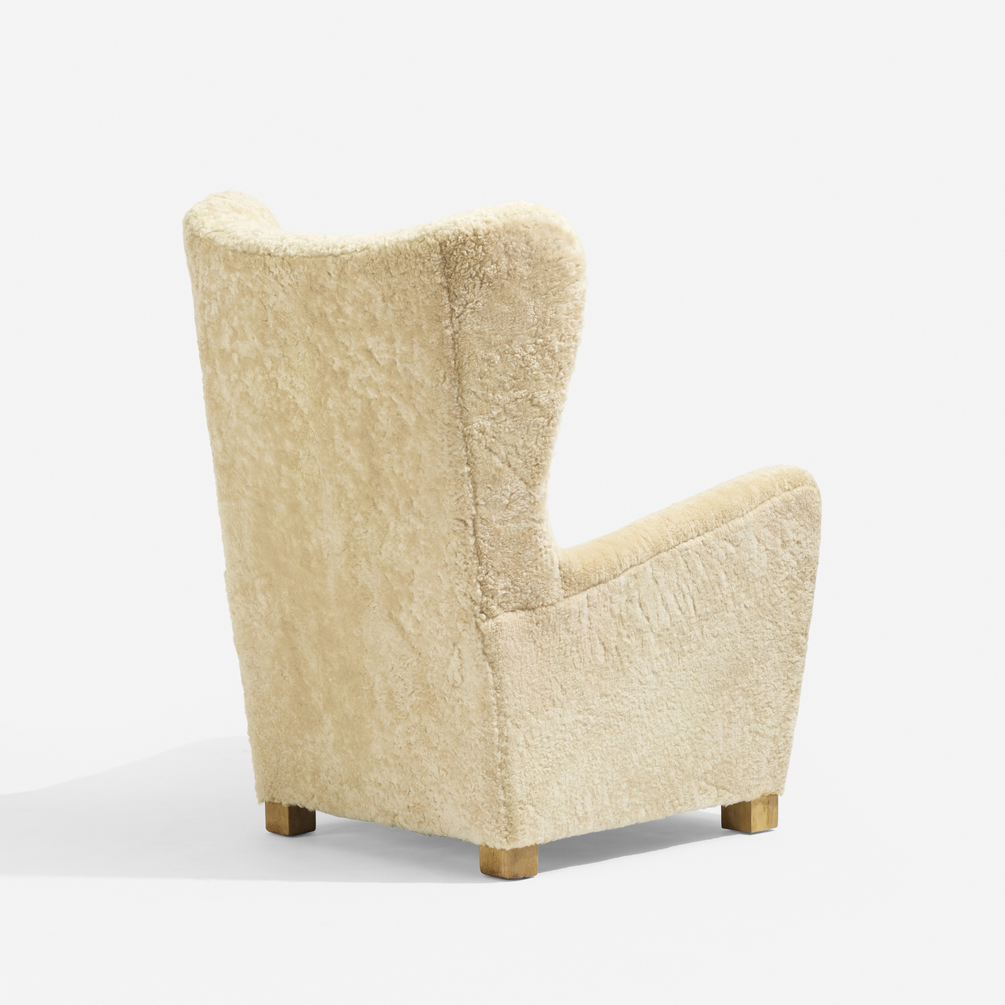 338: Fritz Hansen / Wing Back armchair, model 1672 (2 of 5)